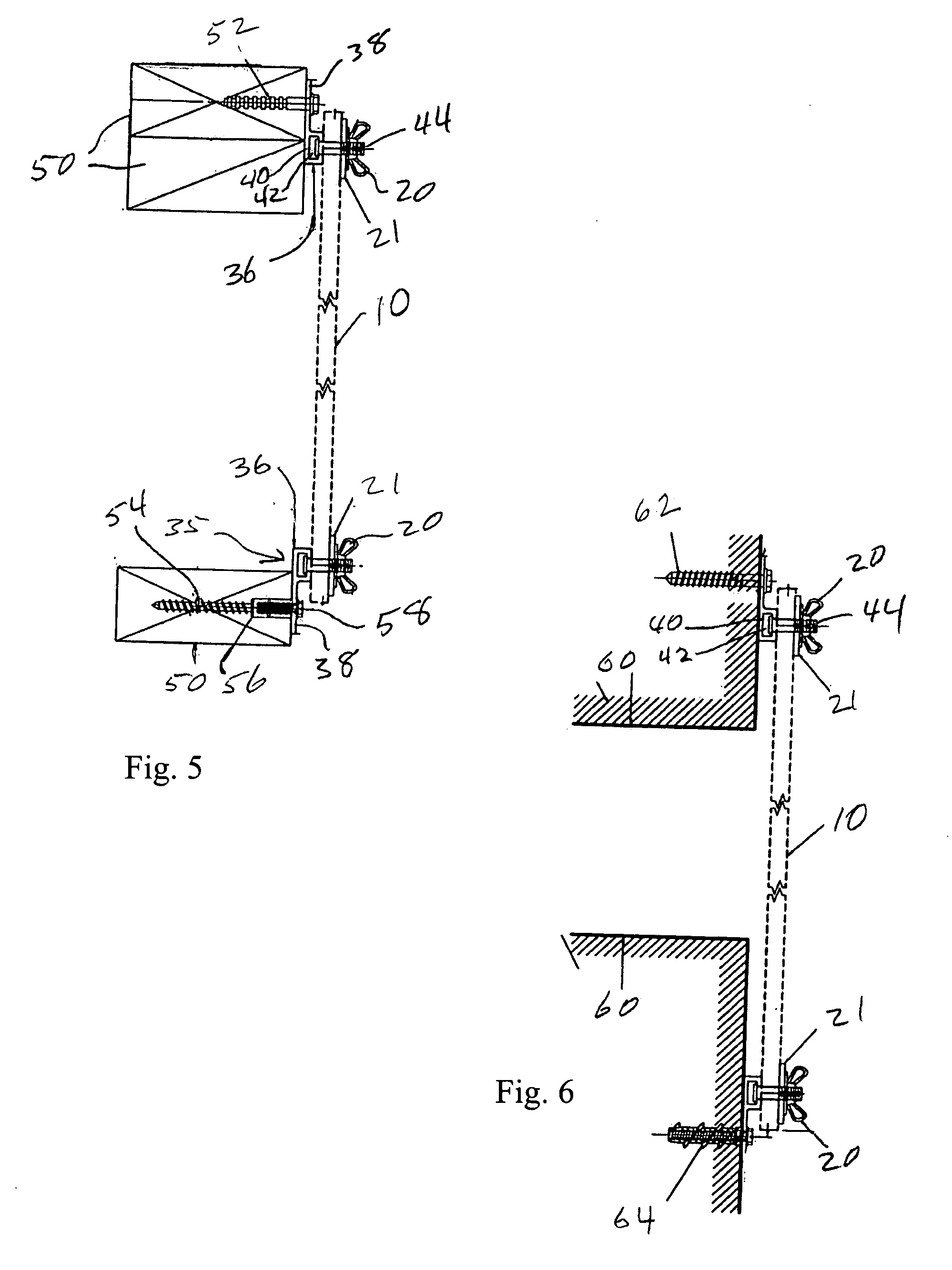 Patent US20100146881 - Hurricane window cover - Google Patents