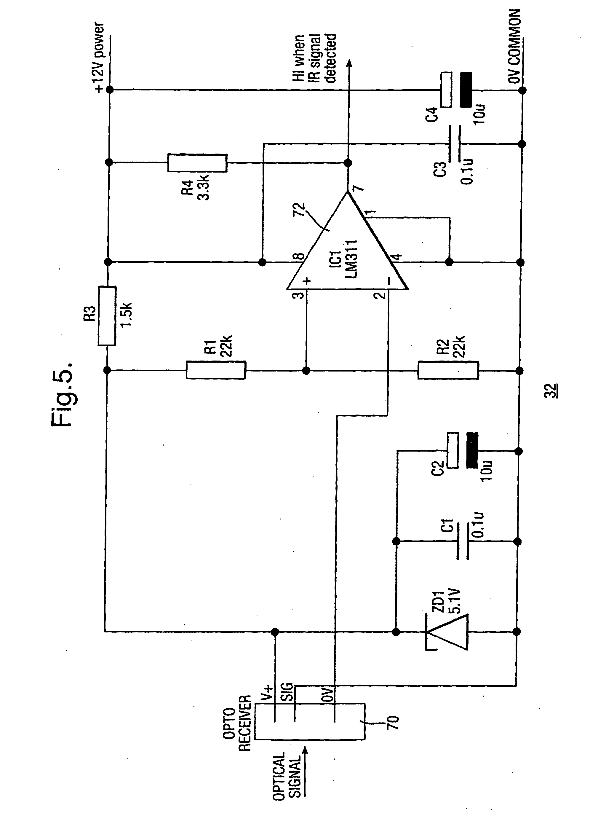 Patent Us20100164458 Inductive Power System Google Patents Noncontact Ac Voltage Detector Circuit Using Cd4060 Drawing