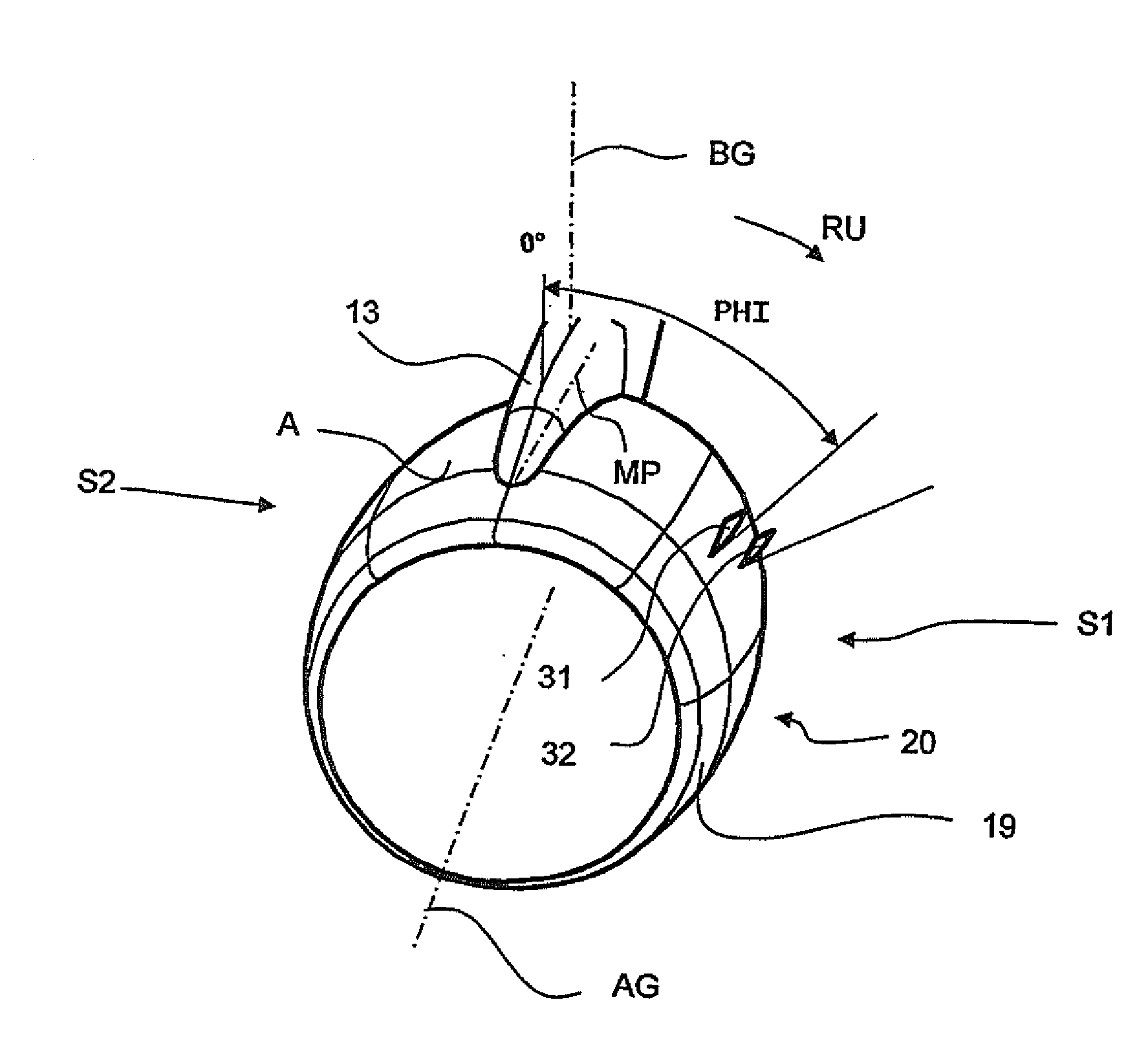 Patent Us20100176249 Engine Nacelle Of An Aircraft