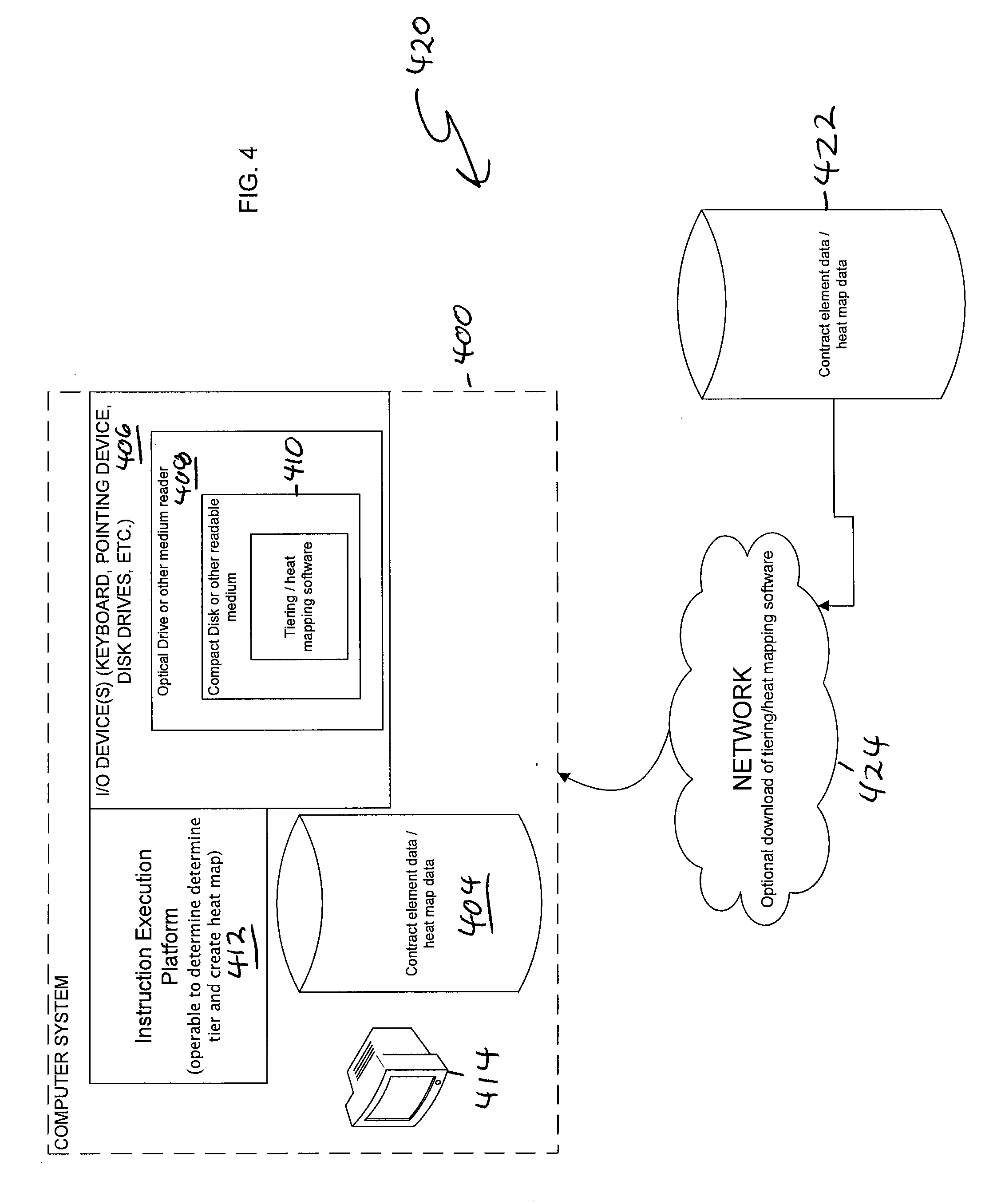 Patent Us20100198660 Subcontractor Compliance