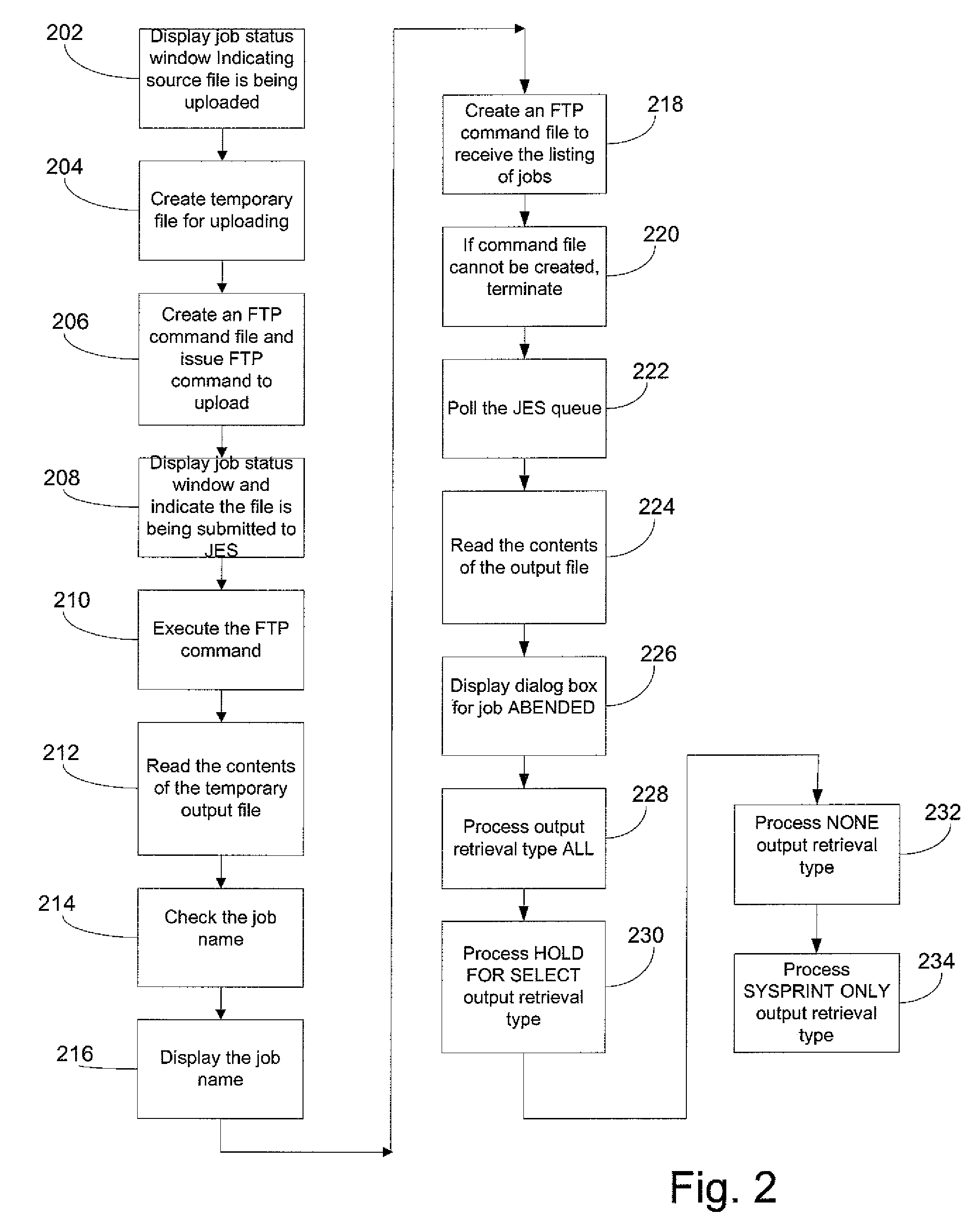 Patent US20100198961 - Multi-threaded method and system for