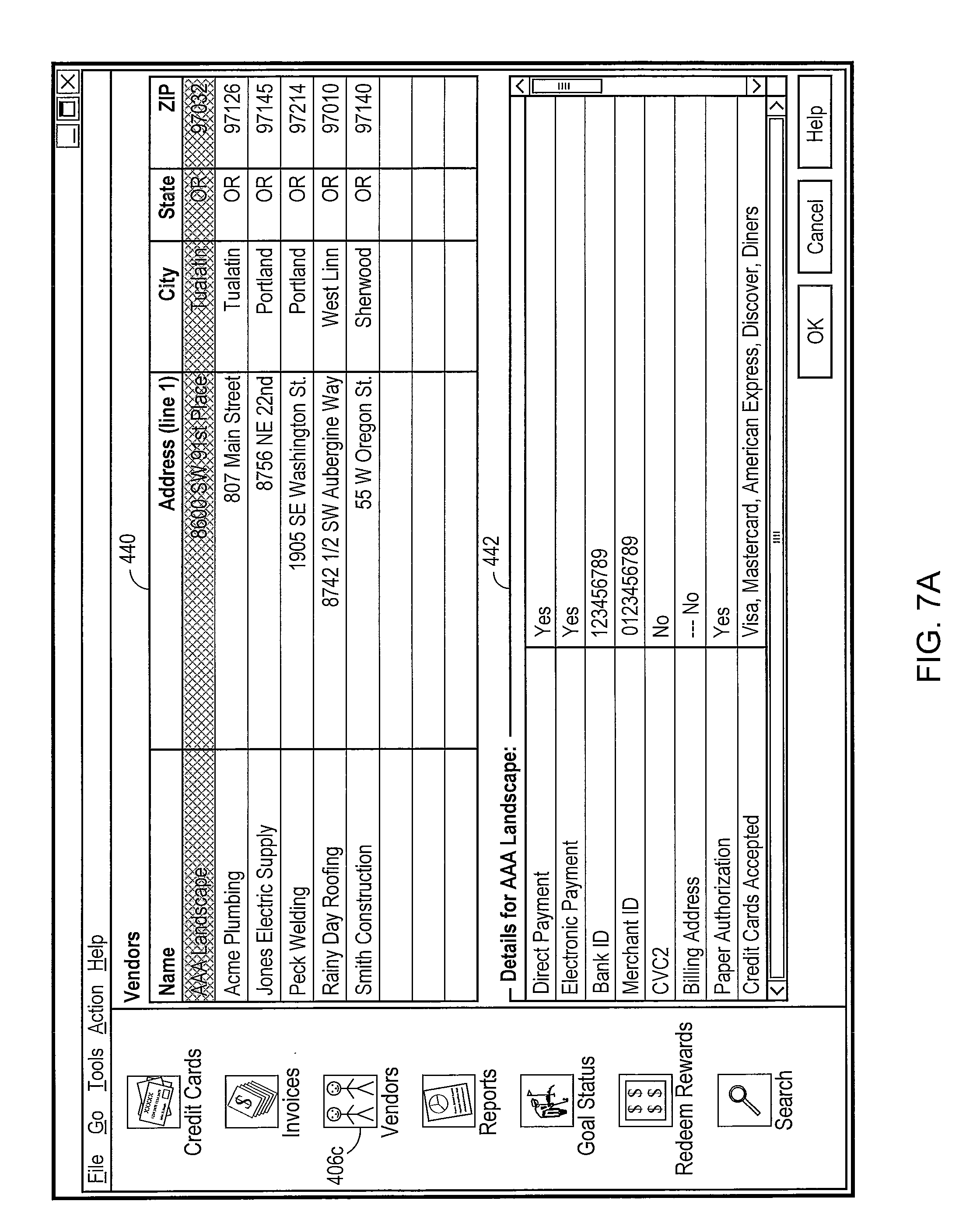 American Depository Receipts Adr Word Patent Us  Automated Payment Transaction System  Sample Of Commercial Invoice Excel with Receipt Scanner Best Buy Pdf Patent Drawing Excel Invoice