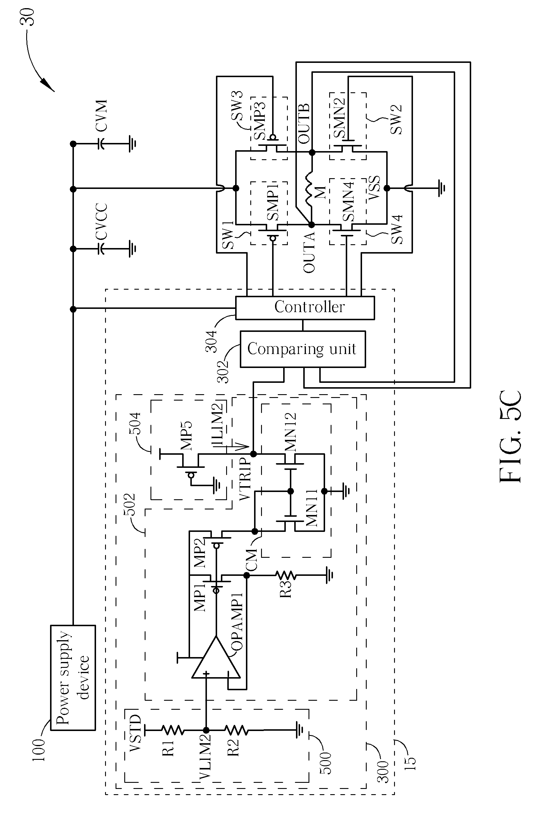 Patent us20100244757 current limit control method of dc for Dc motor current limiter