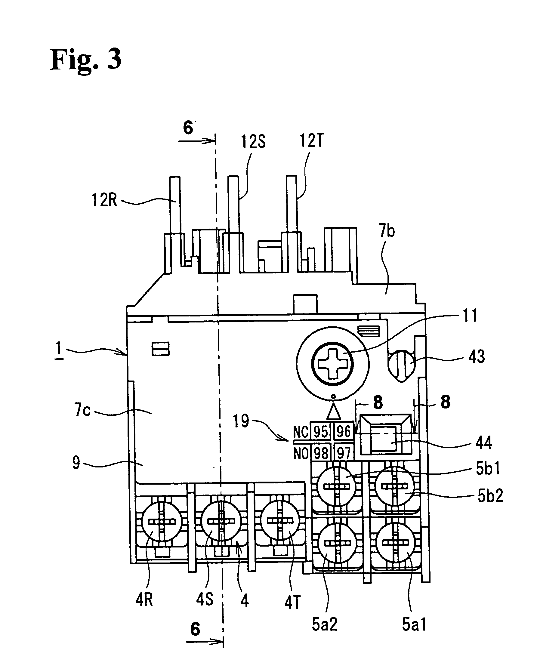 patent us20100245021 - thermal overload relay
