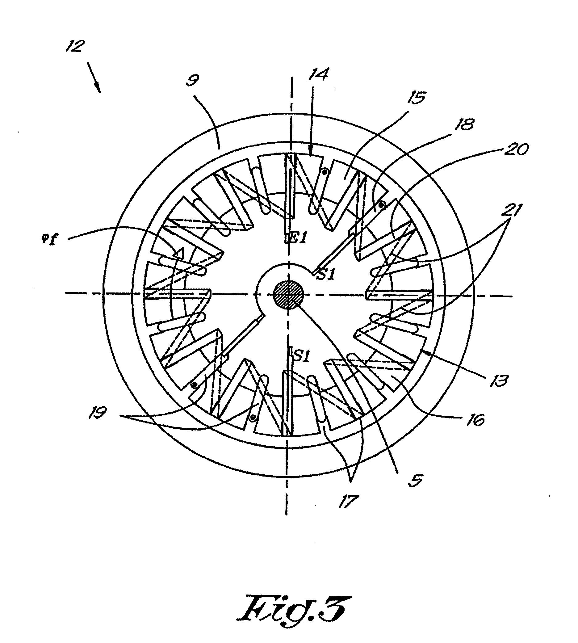 patent us20100253172