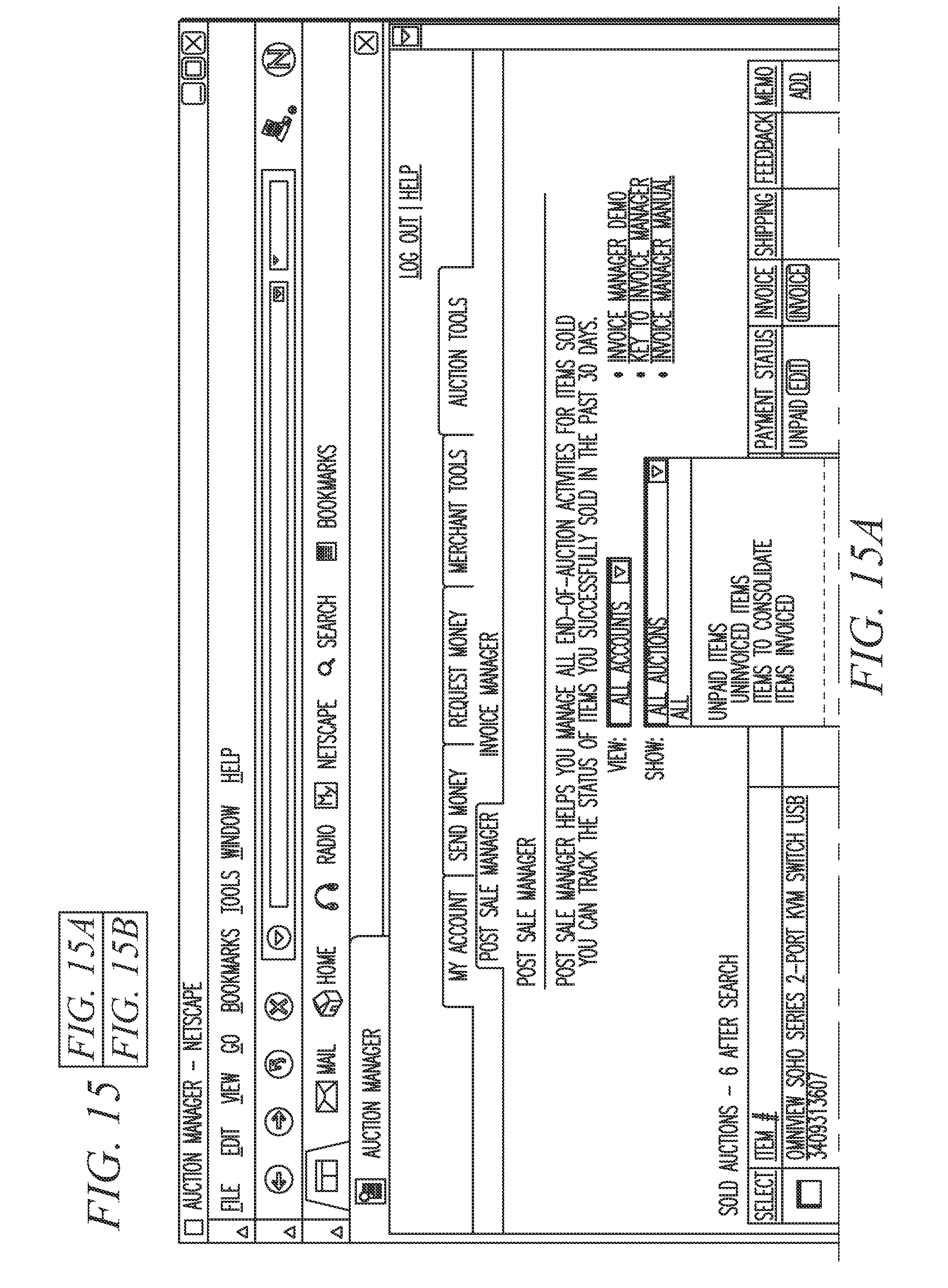 Electronic Invoice Payment Word Patent Us  Invoicing System  Google Patents Square Receipt Word with Uscis H1b Receipt Number Pdf Patent Drawing Iphone Receipt App Word
