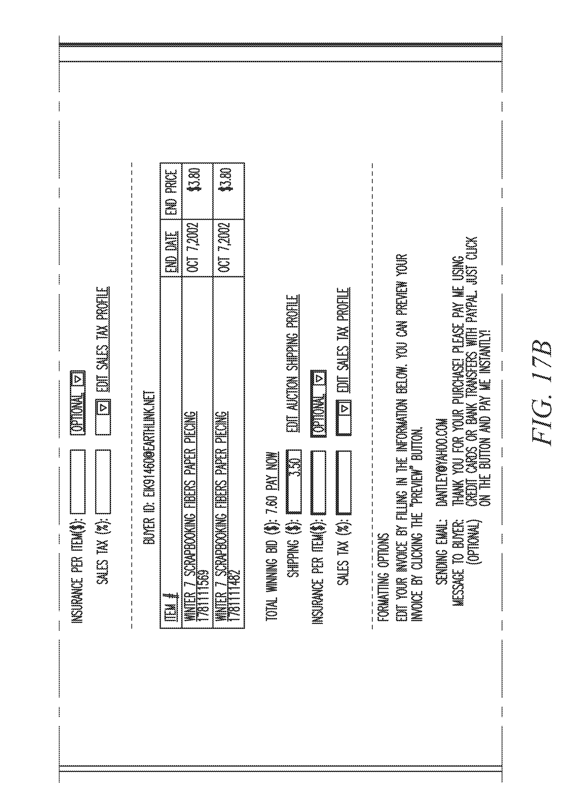 How To Organize Tax Receipts Word Patent Us  Invoicing System  Google Patents Simple Cash Receipt Excel with Read Receipts Email Word Patent Drawing Invoices Online Word