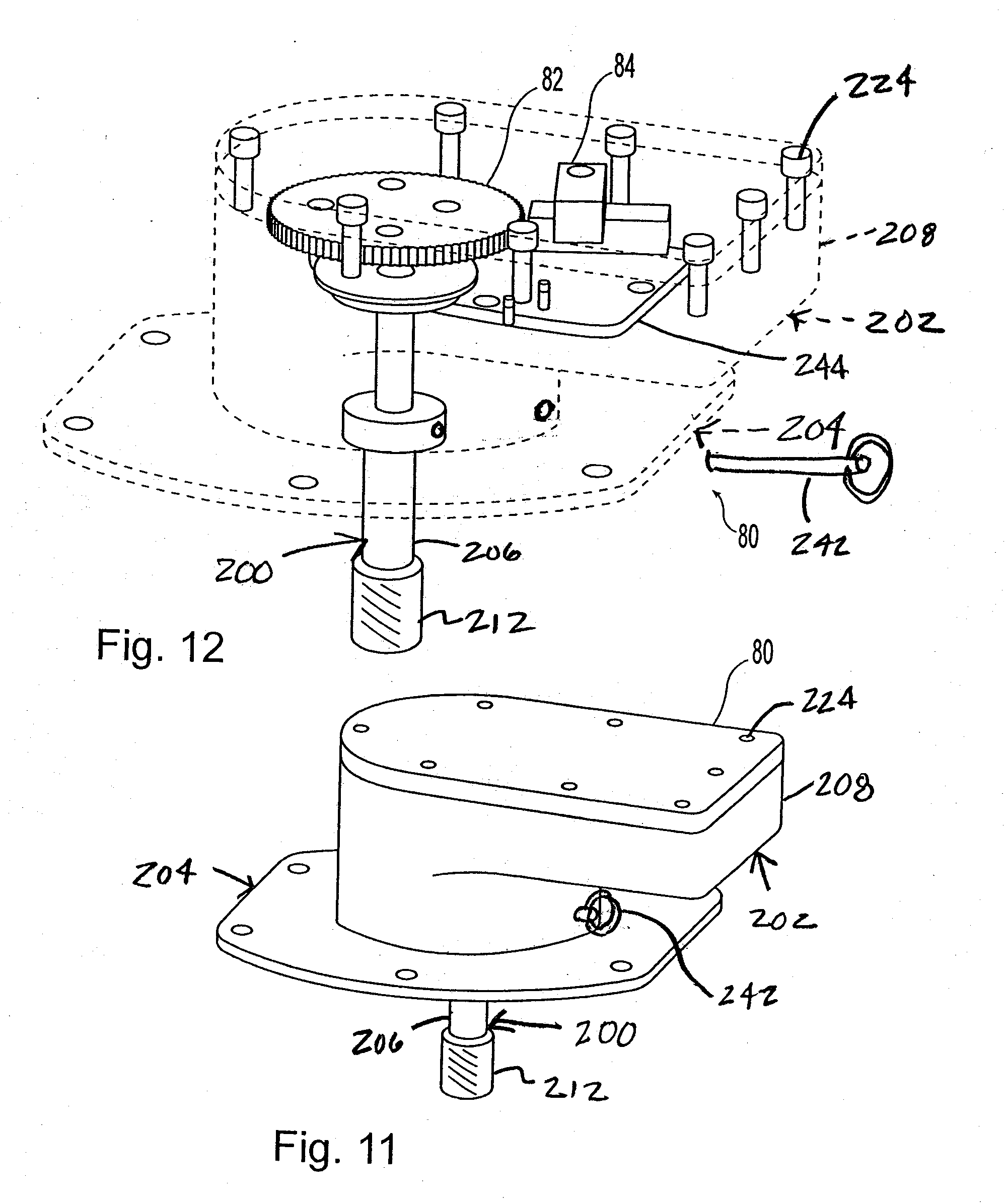 Speed And Position Sensing Device