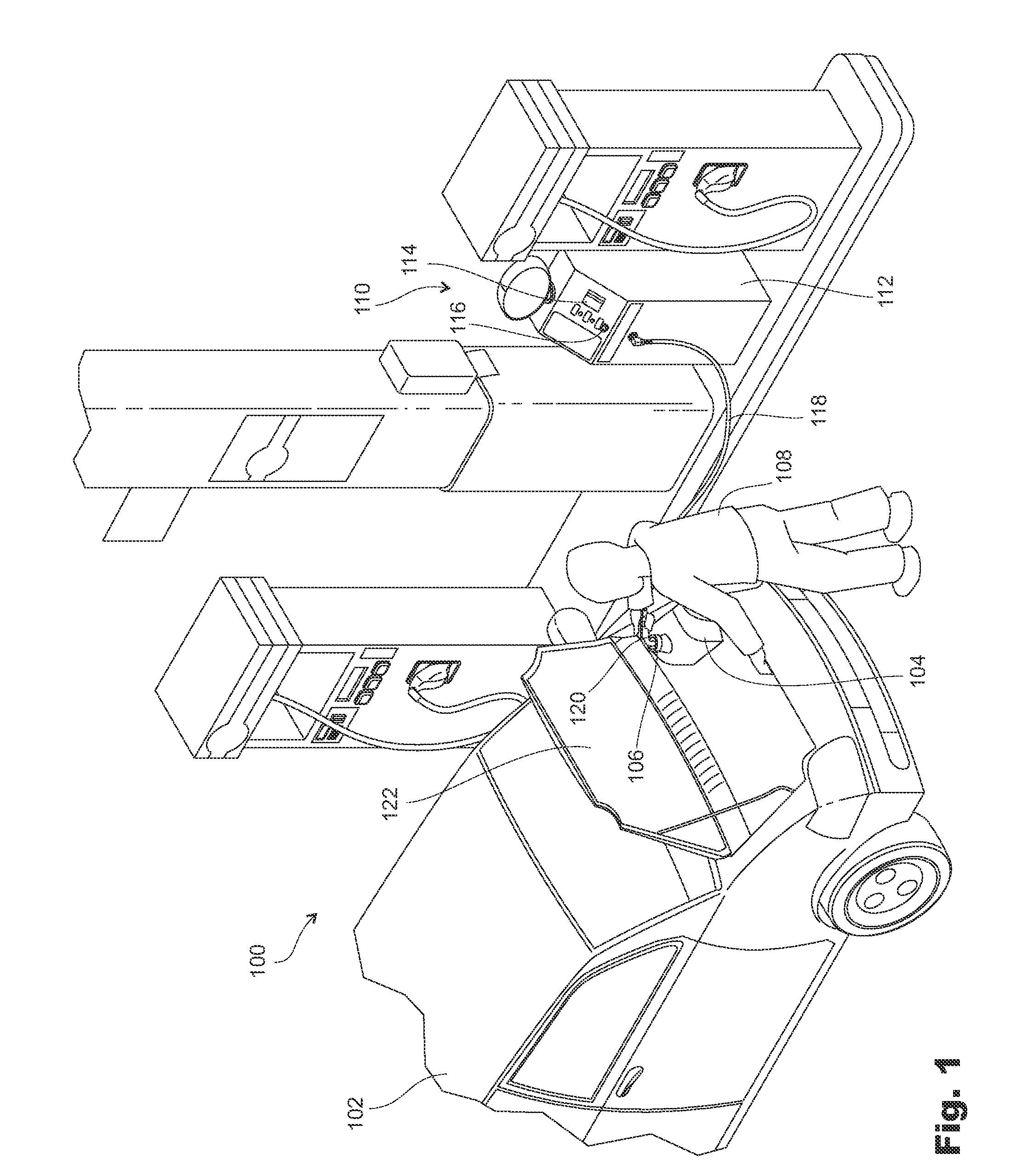 Patent Us20100258587 Windshield Washer Fluid Dispenser