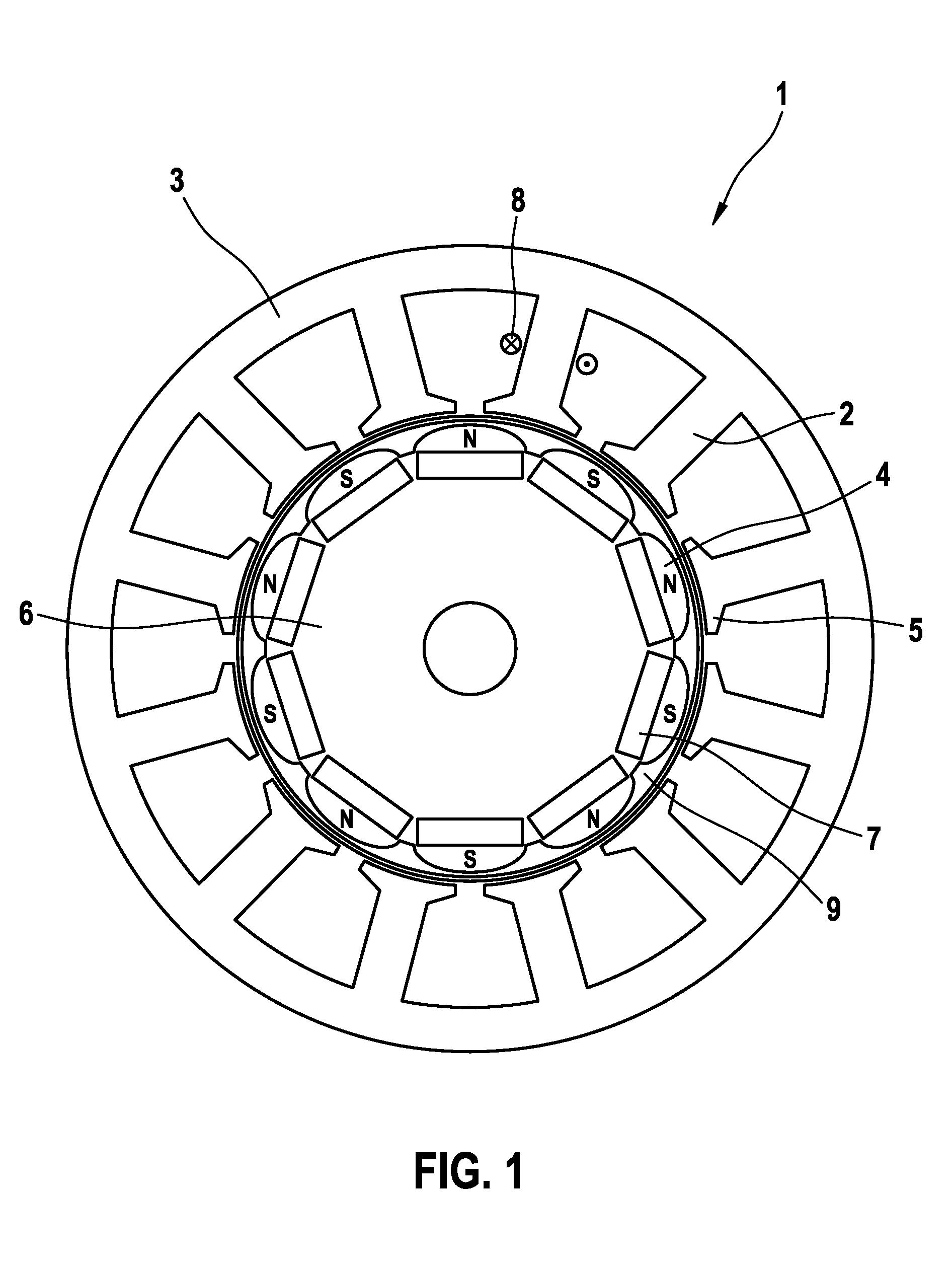 Patent Us20100289370 Synchronous Motor Having 12 Stator