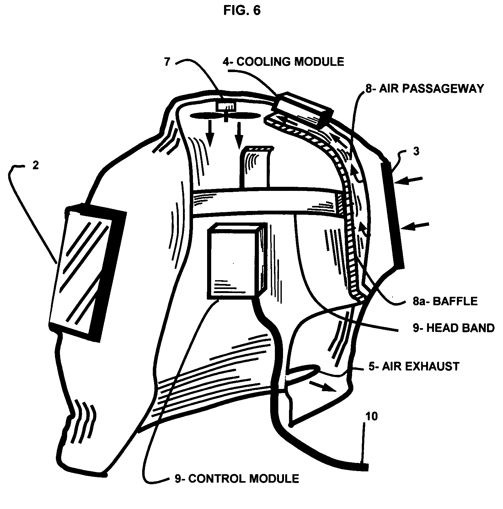 patent us20100299795 clean cool fortable welding helmet Welding Wall Exhaust Fan patent drawing