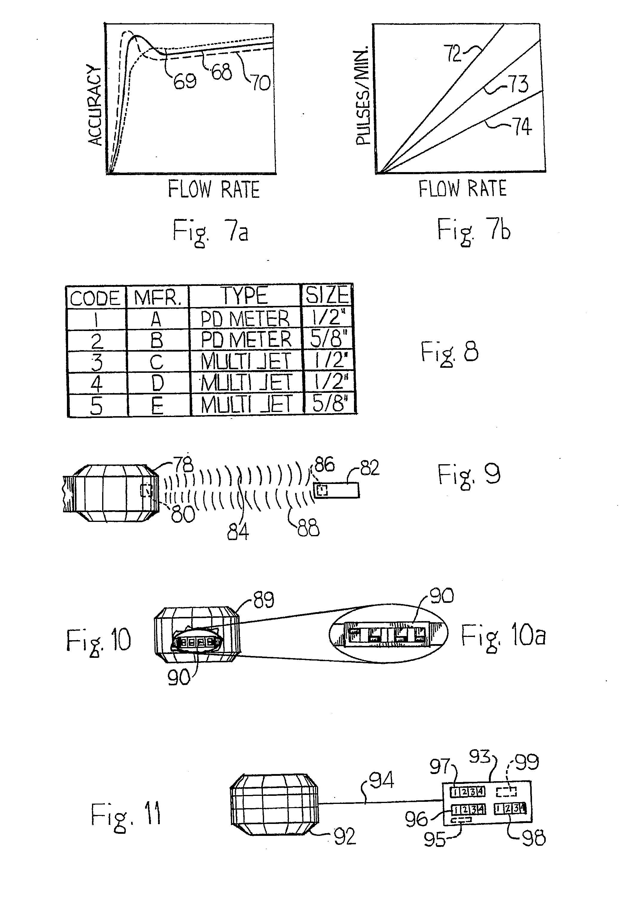 Patent Us20100302061 Meter Register And Remote Reader Reed Switches 2 1 What Is It Polarized Memory Drawing