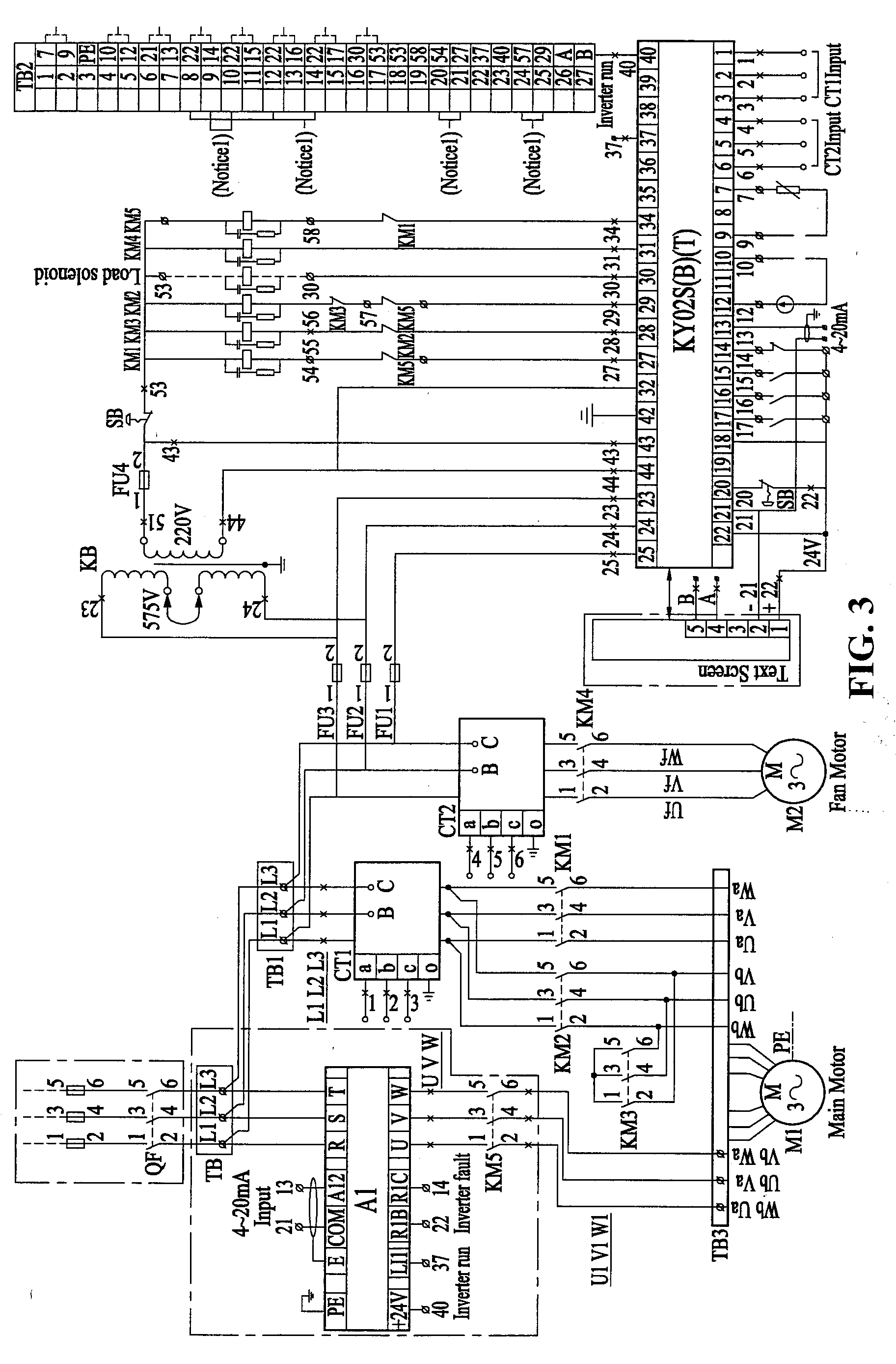Brevet Us20100310402 Screw Compressor Google Brevets Refrigerator Wiring Diagram 230v Patent Drawing