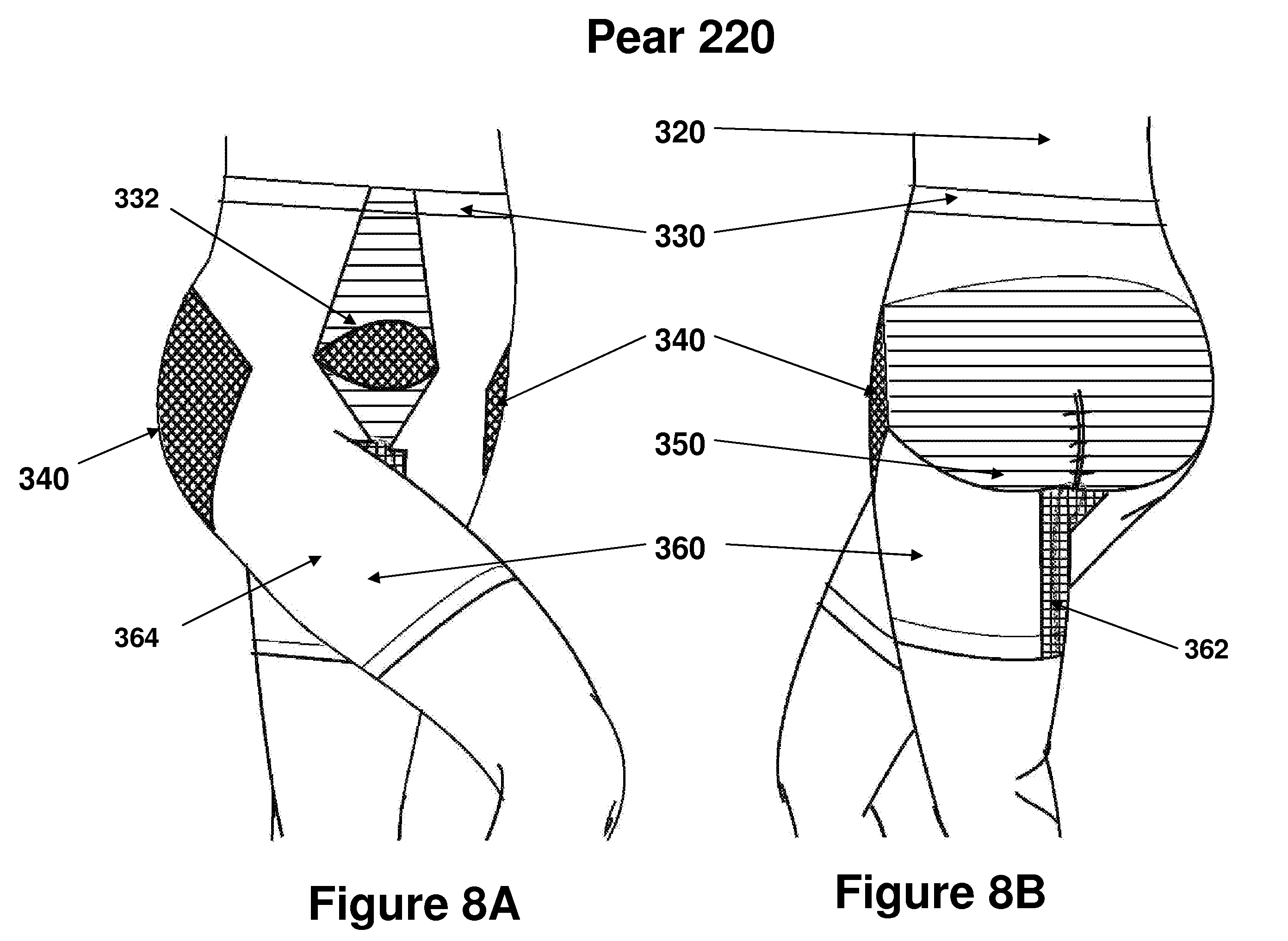 Types Of Line Drawing Algorithm : Patent us  body type based line of clothing