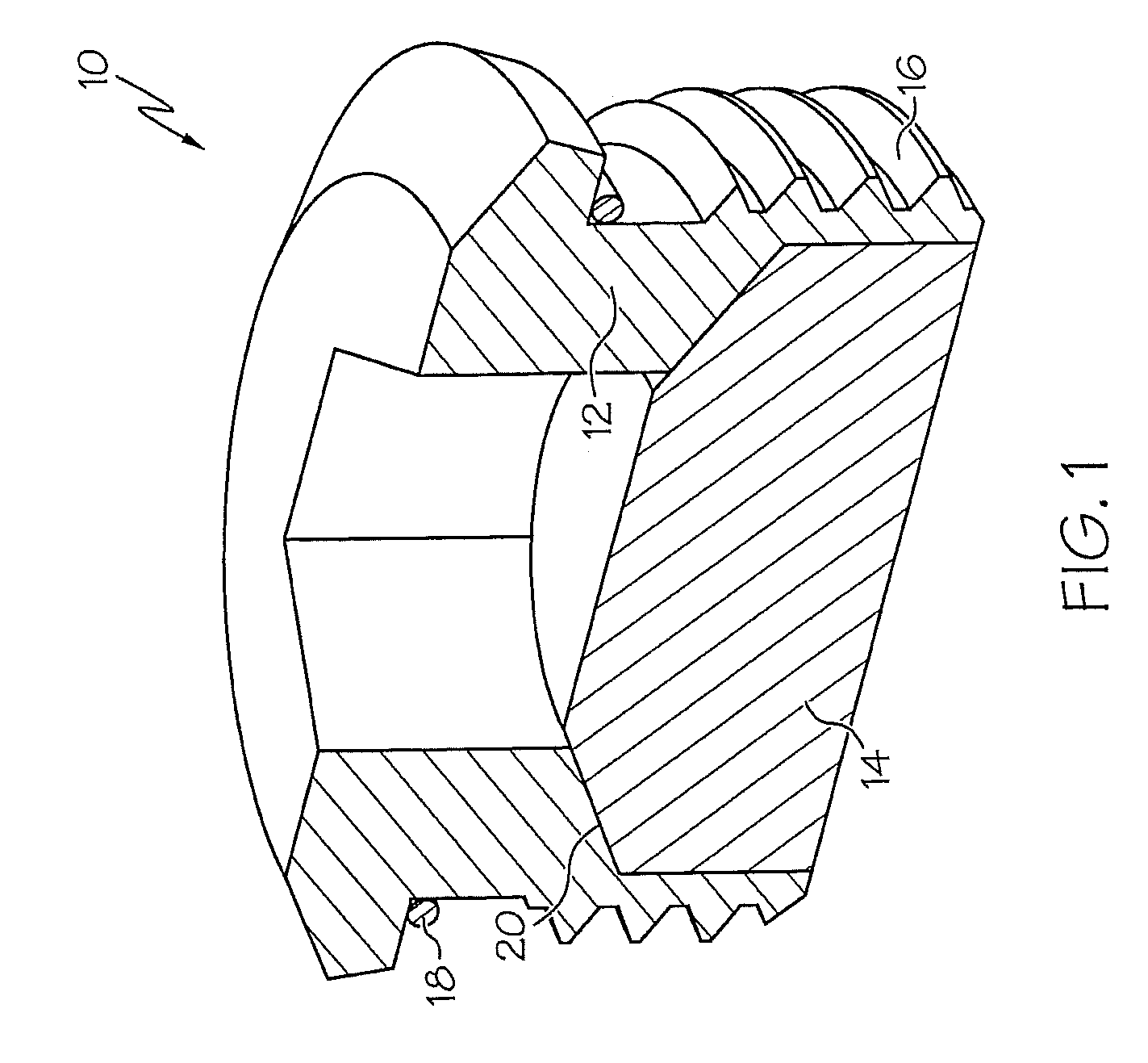 patent us20110056688 device and system for well pletion and Water Centrifugal Separator patent drawing