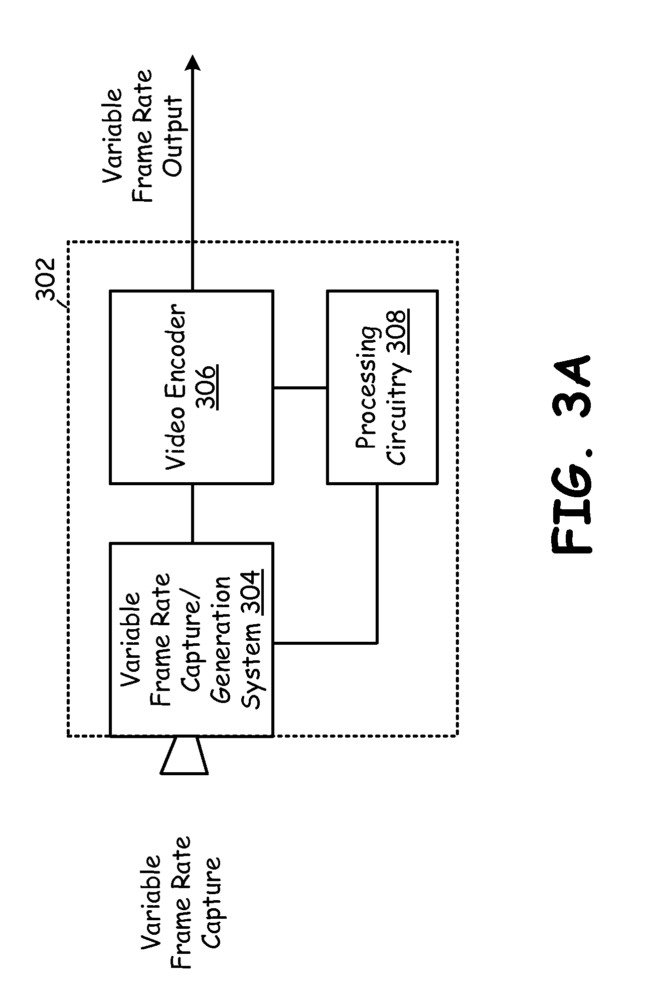 Patent US20110064129 - Video capture and generation at variable ...