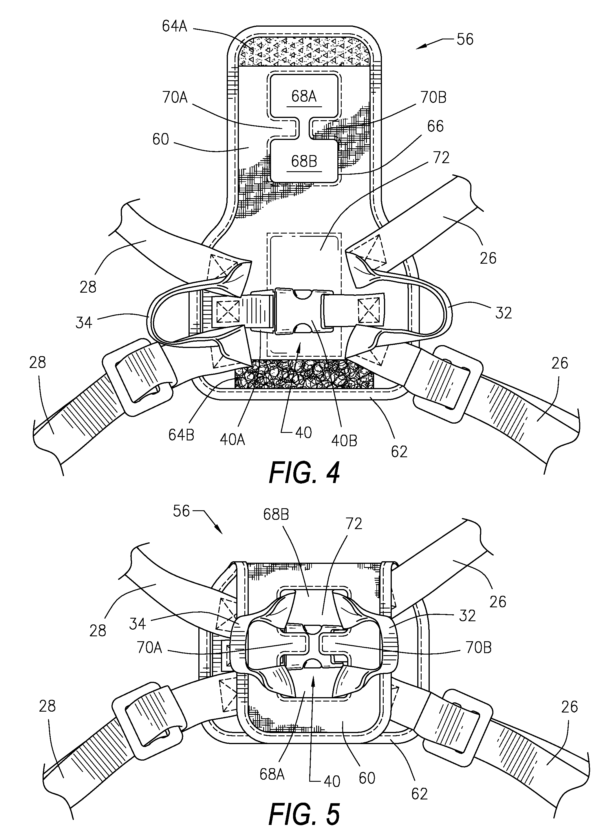 patent us20110067648 - pet harness safety system