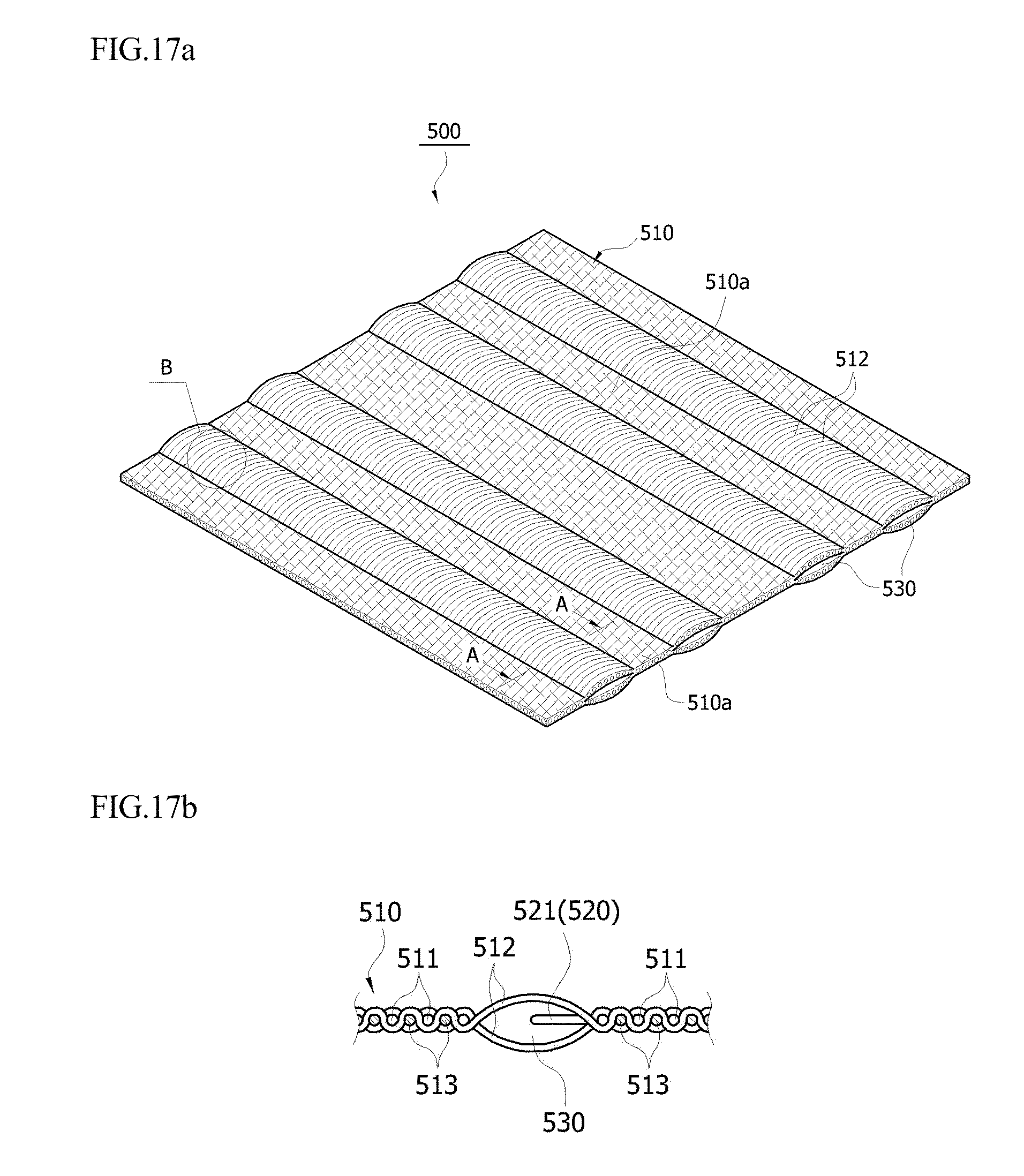patent us20110074380 - electric conduction pad and manufacturing method thereof