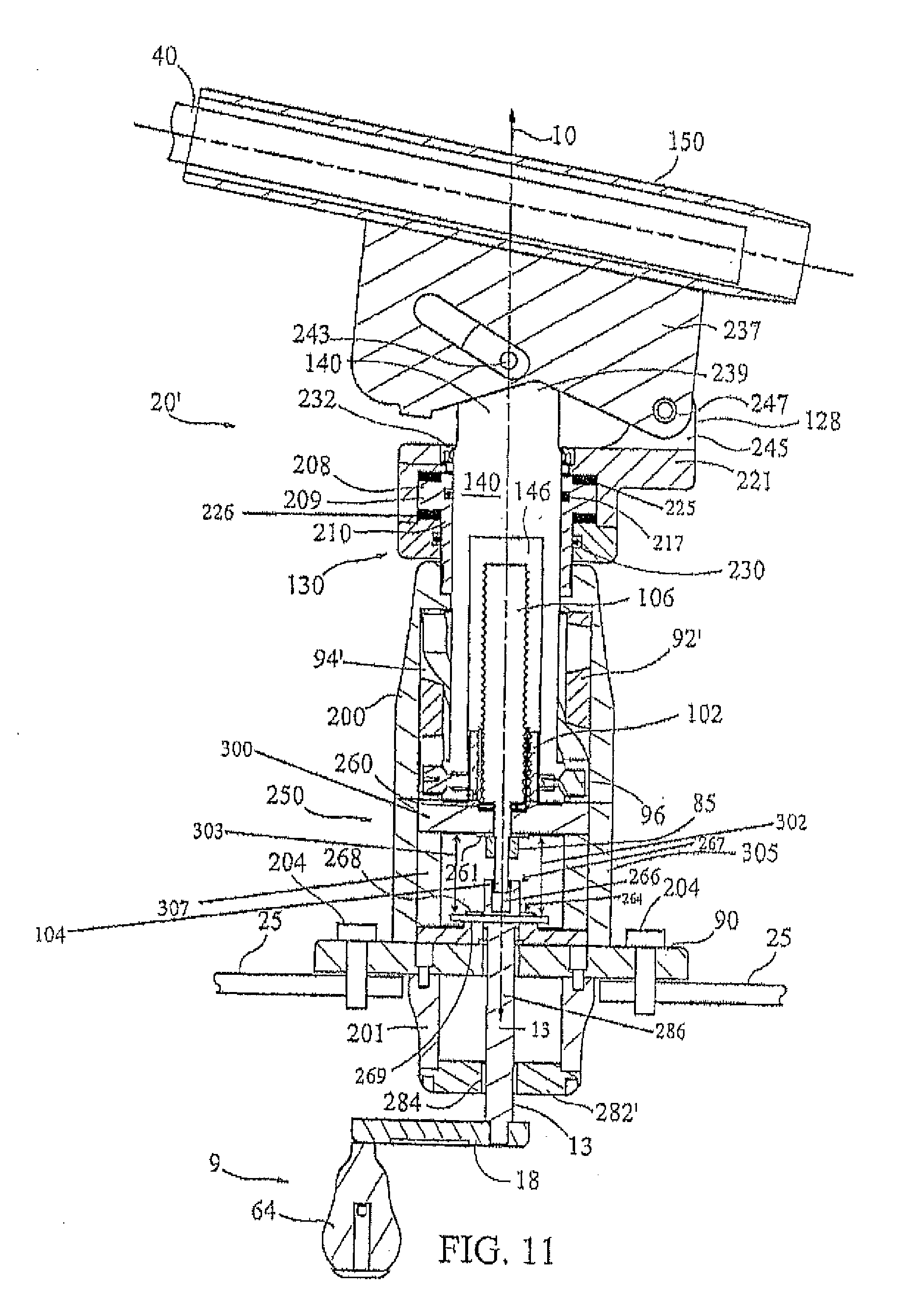 patent us20110083355 adjustable fishing outrigger apparatus Telescoping Antenna Pole patent drawing