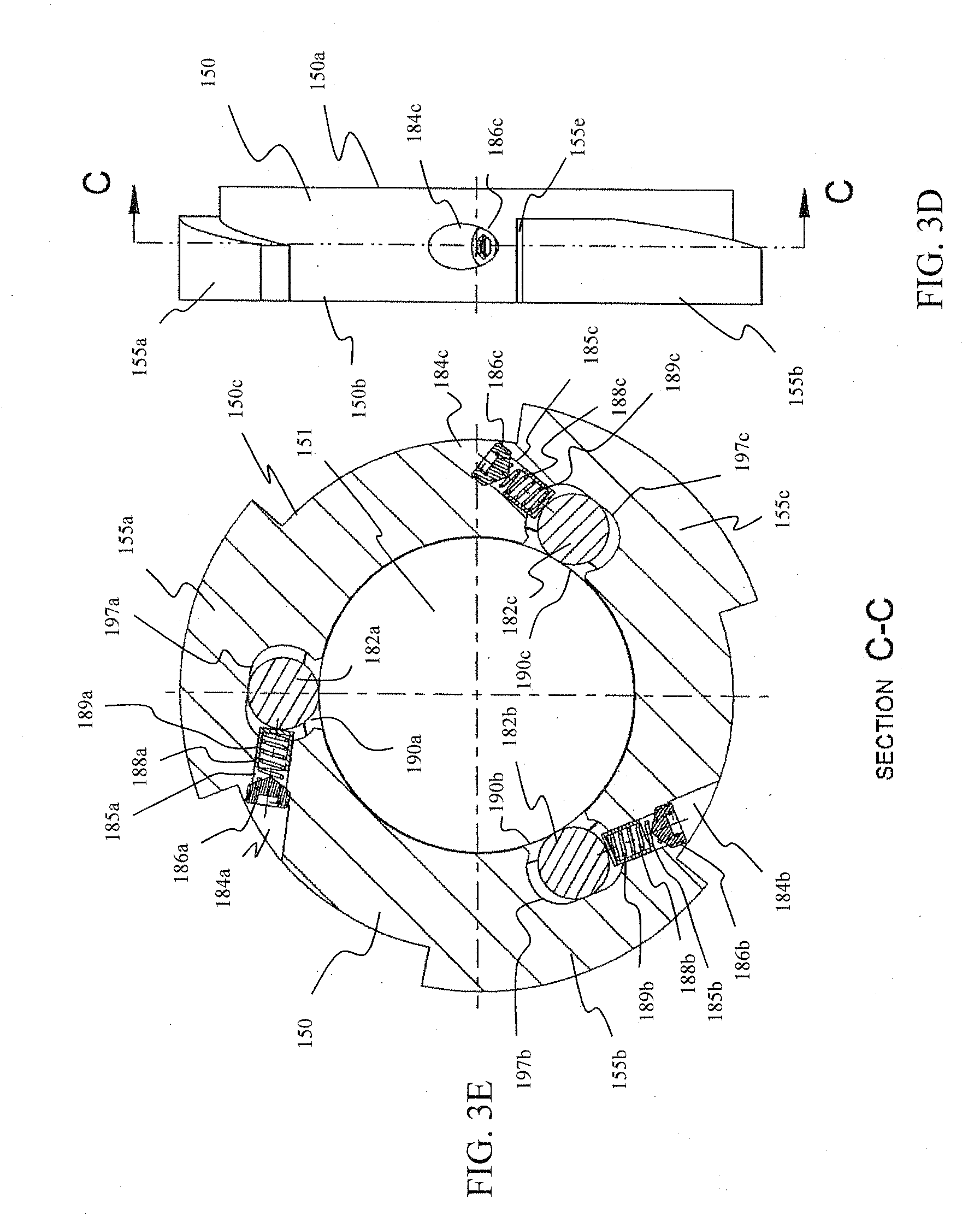 patent us20110092325 engine braking primary clutch for cvt systems  patent drawing