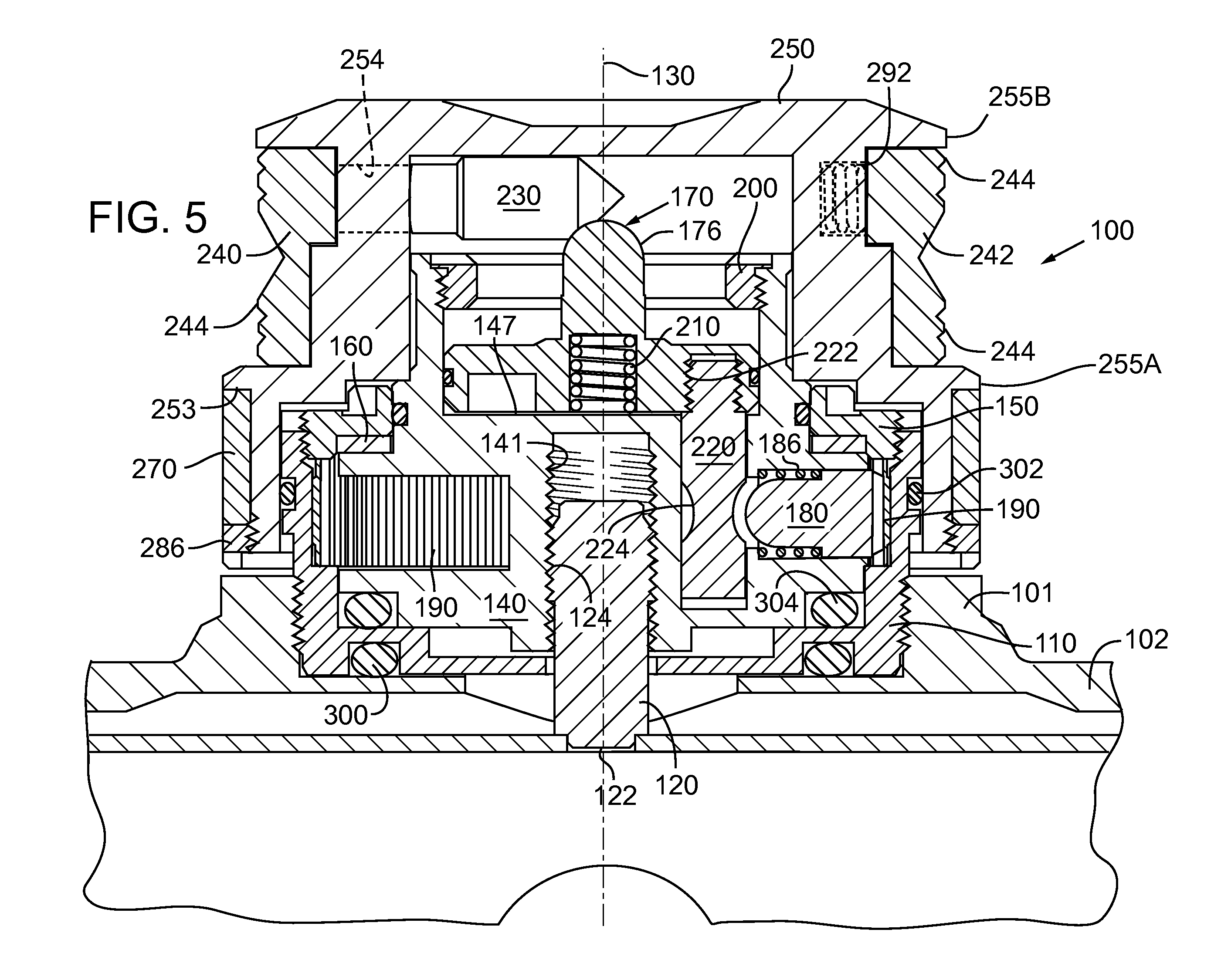 patent us20110100152 - auto-locking adjustment device