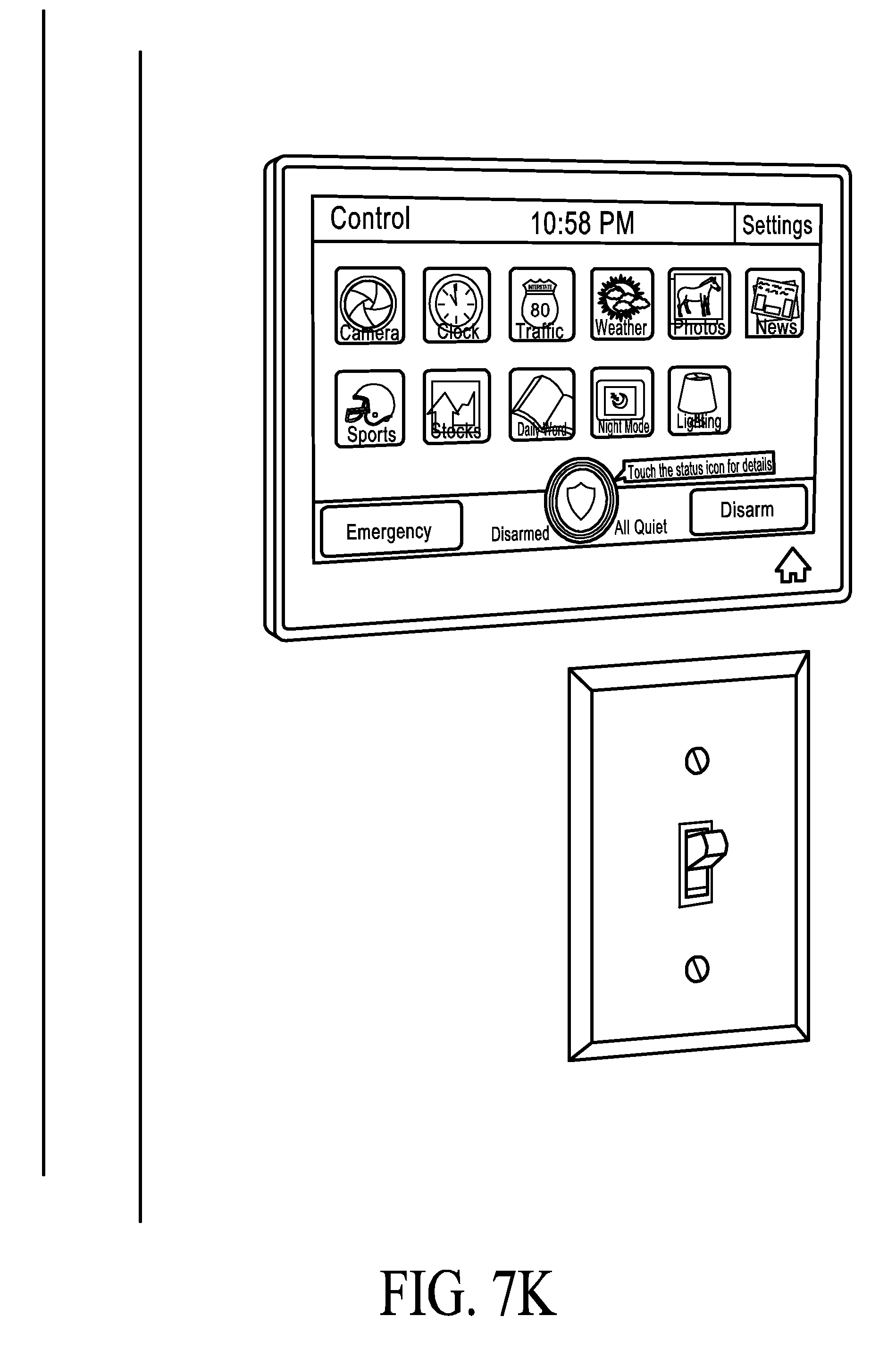 US20110128378A1 20110602 D00016 nx 8 security alarm wiring,security free download printable wiring caddx nx 8 wiring diagram at cos-gaming.co