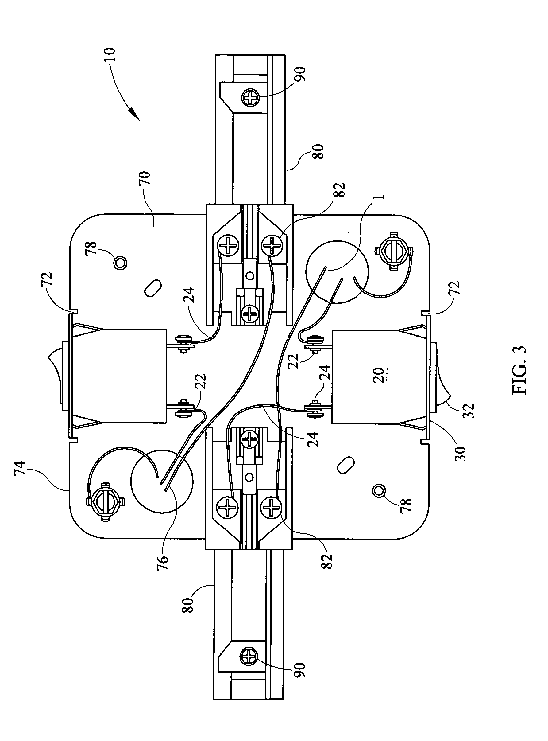 Patent Us20110133671 Track Lighting System Current