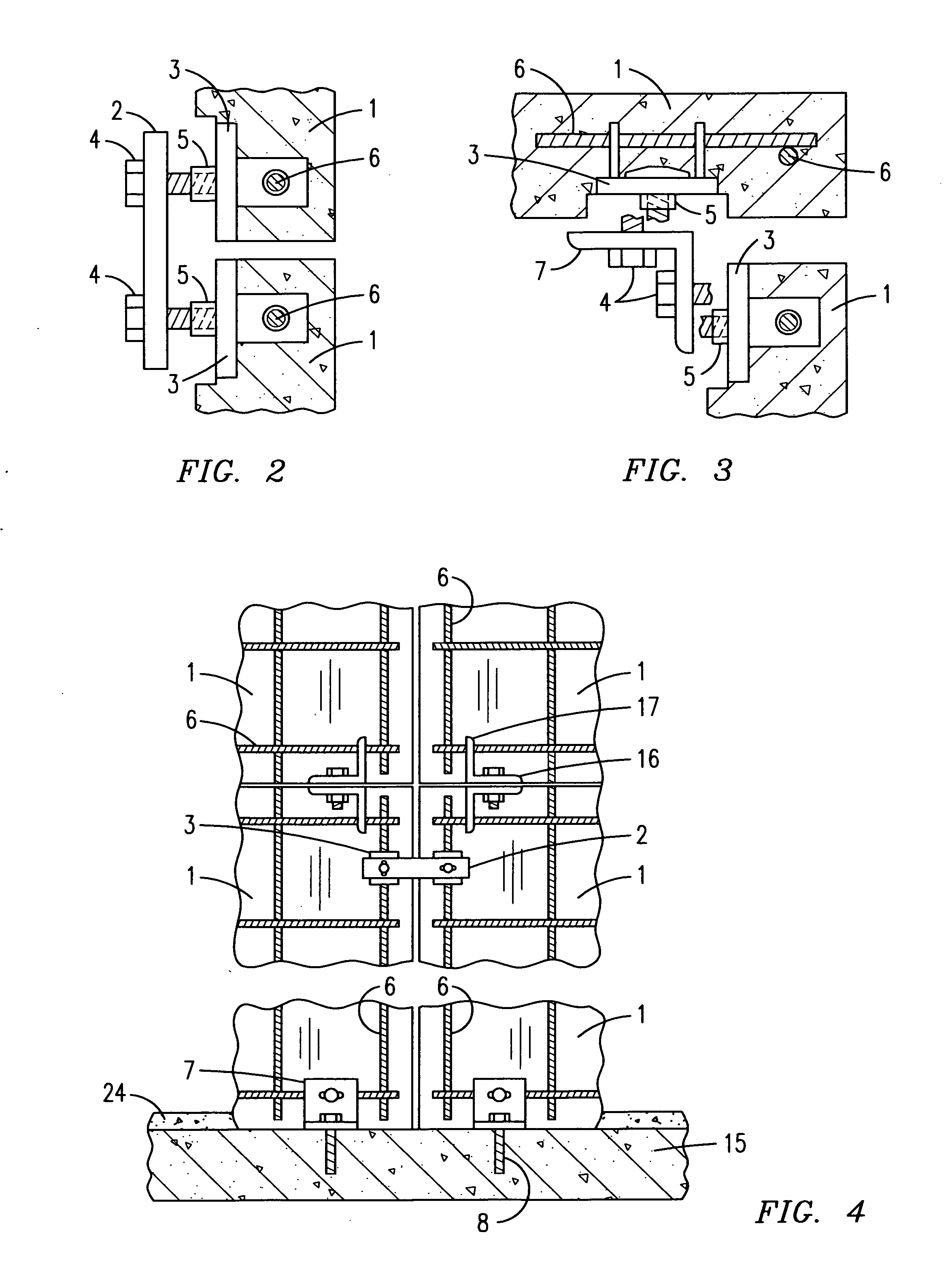 Patent Us20110146181 Prefabricated Reinforced Concrete