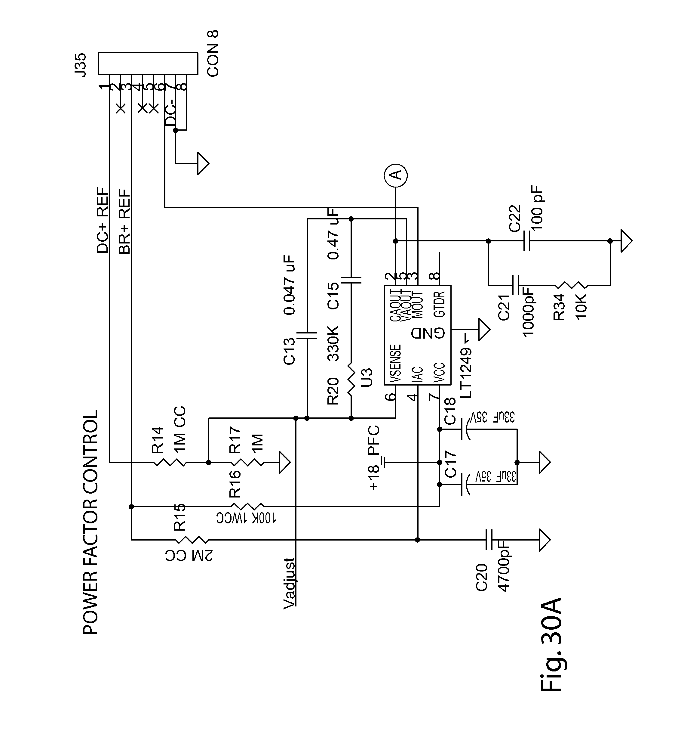 patent us20110181240 inductive charging system for