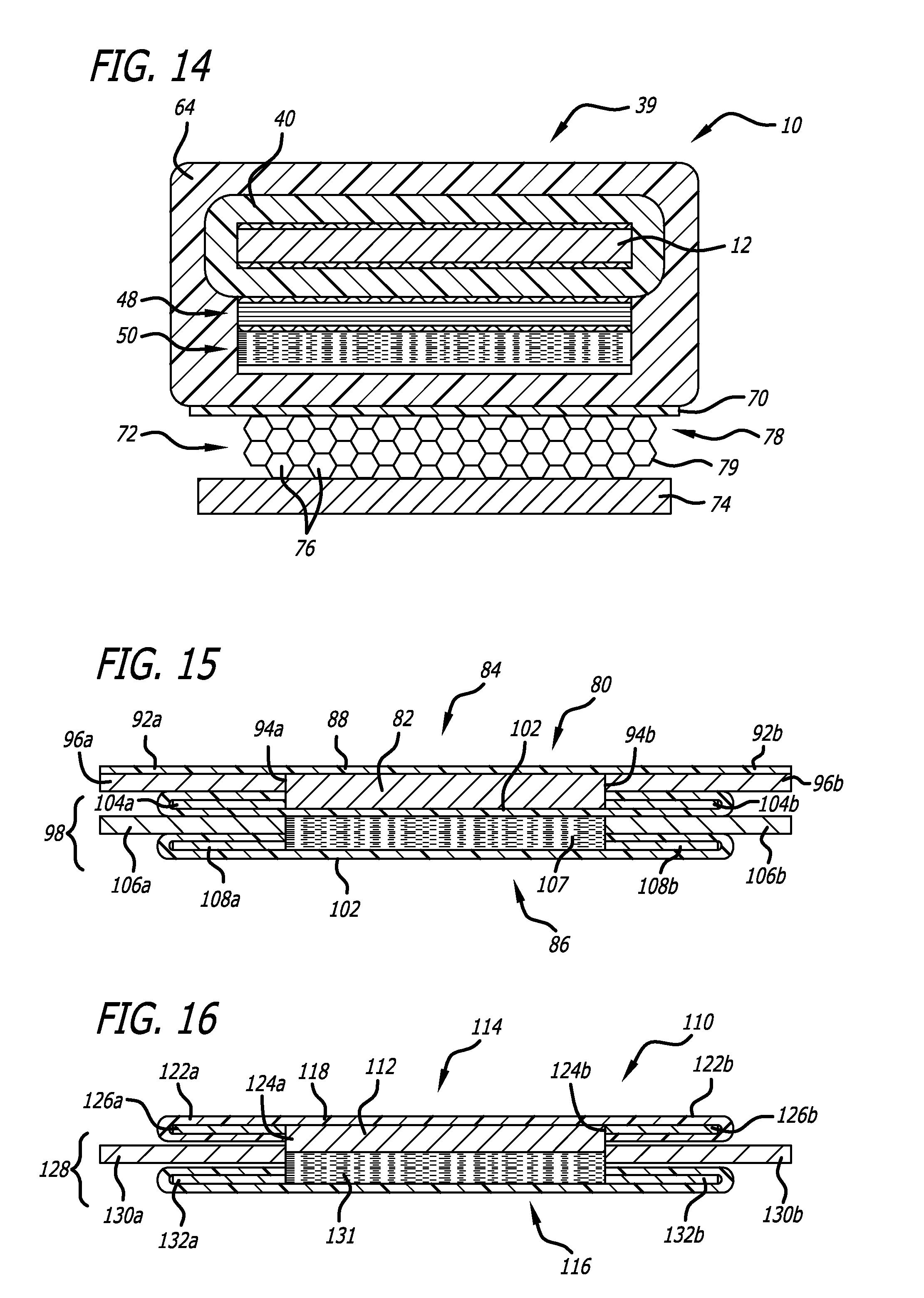 Patent Us20110192274 Multi Layered Ballistics Armor