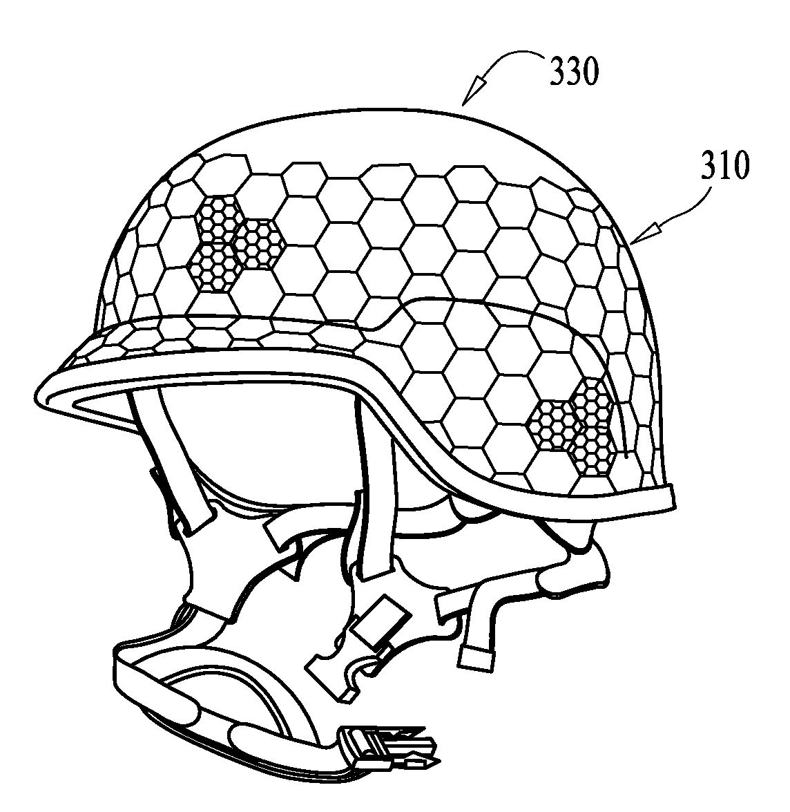 patent us20110203024 rifle rated ballistic helmet google