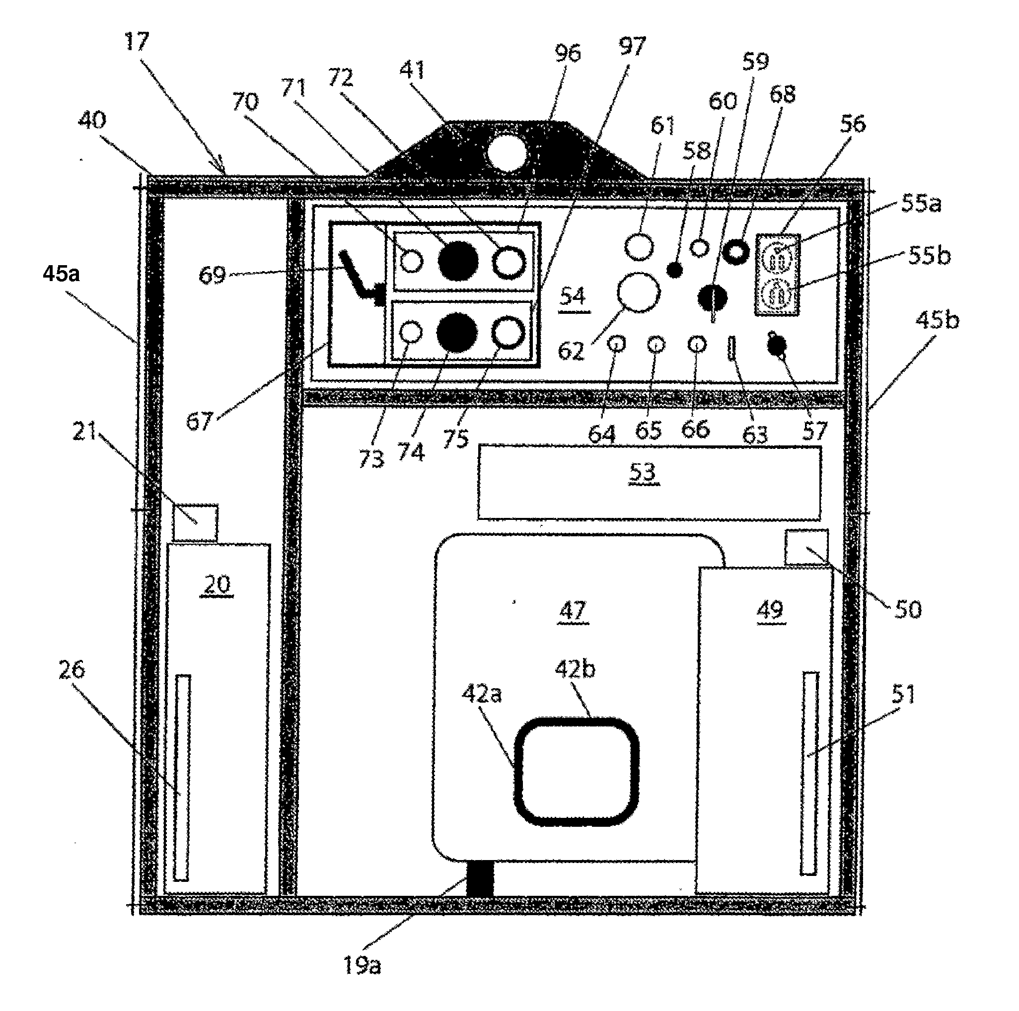 Patent Us20110214423 Device And Method Of Providing Portable Air Receiver Tank Schematic Drawing