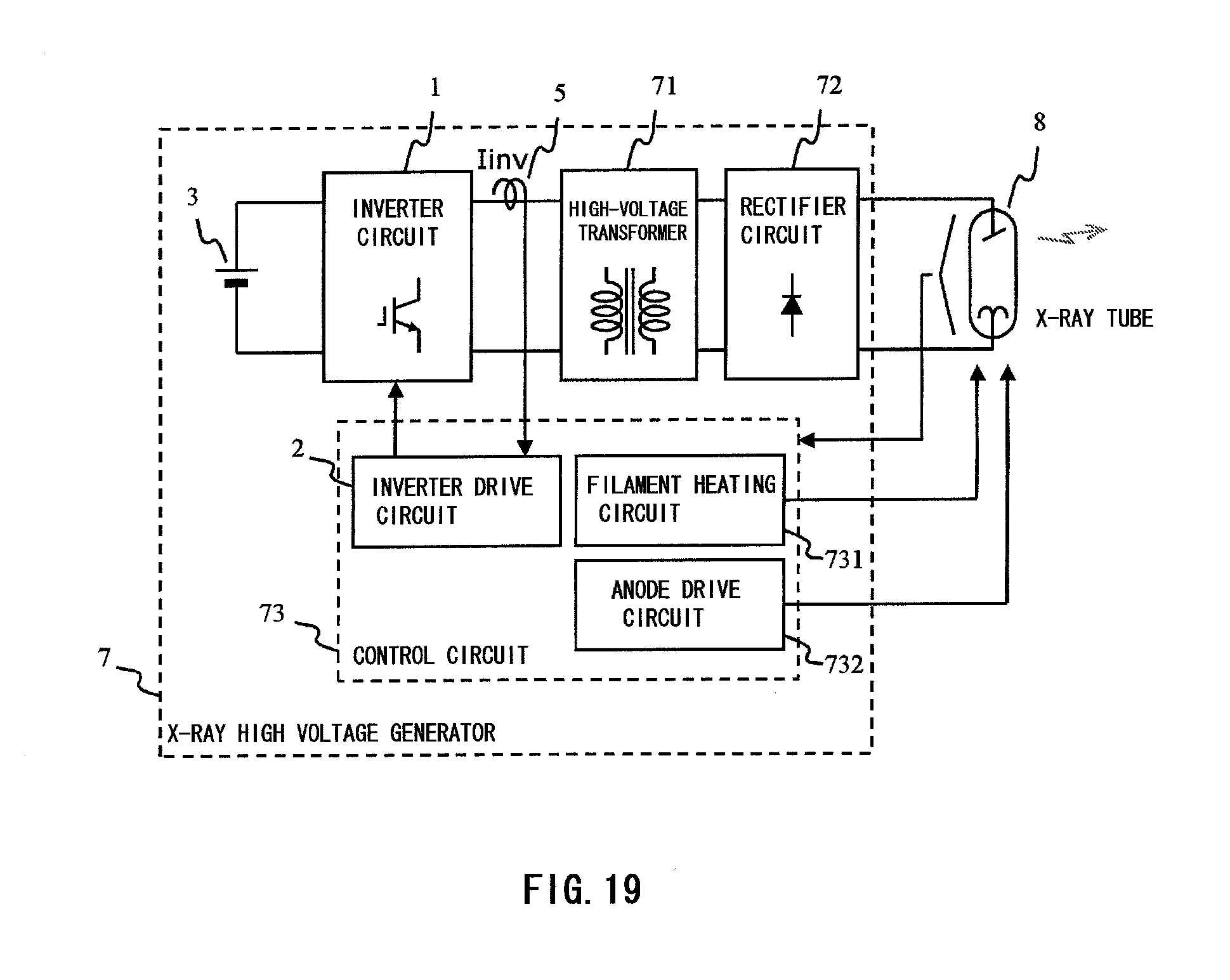 Us20110222651 Phase Shift Inverter X Ray High Voltage Rectifier Circuit Patent Drawing