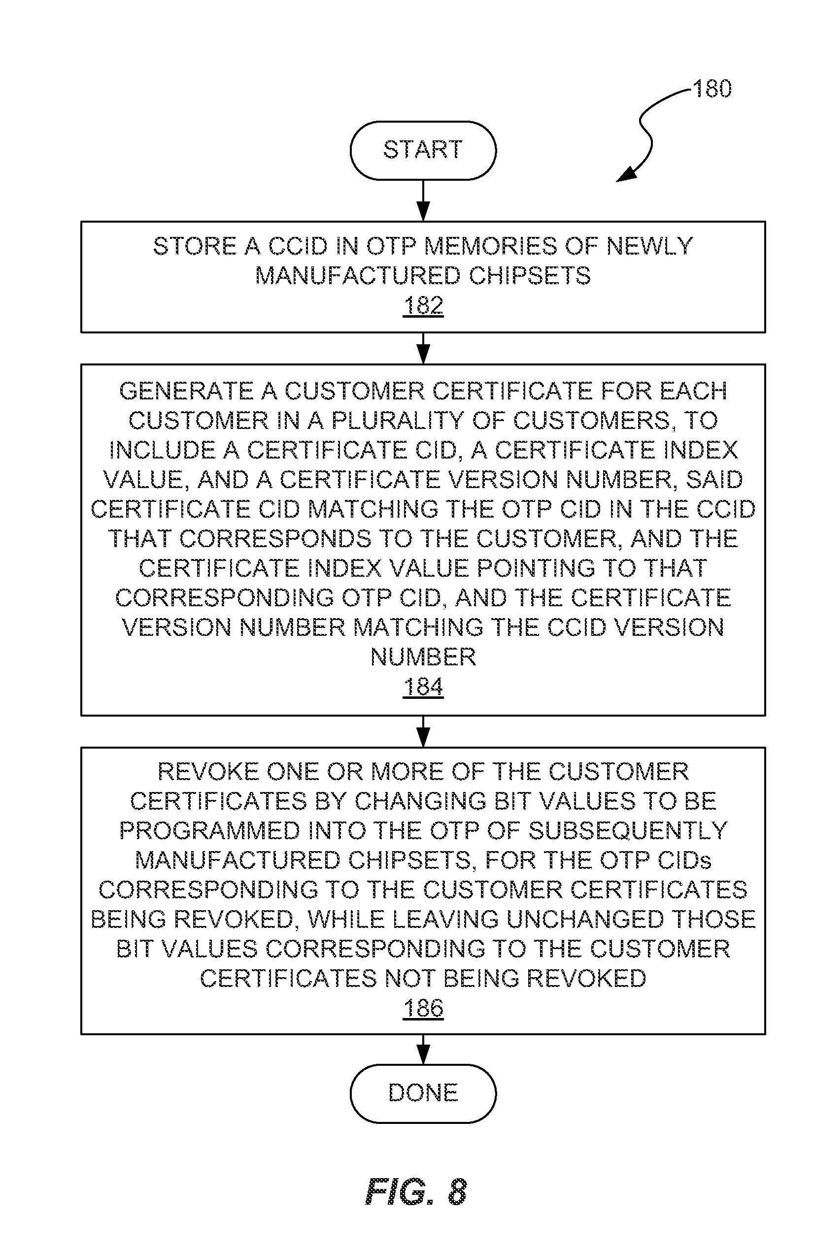 براءة الاختراع US20110225409 - Method and Apparatus for Software