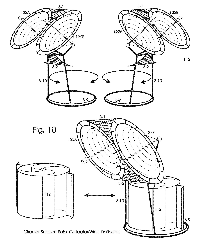 Solar Stirling Engine Generator Com