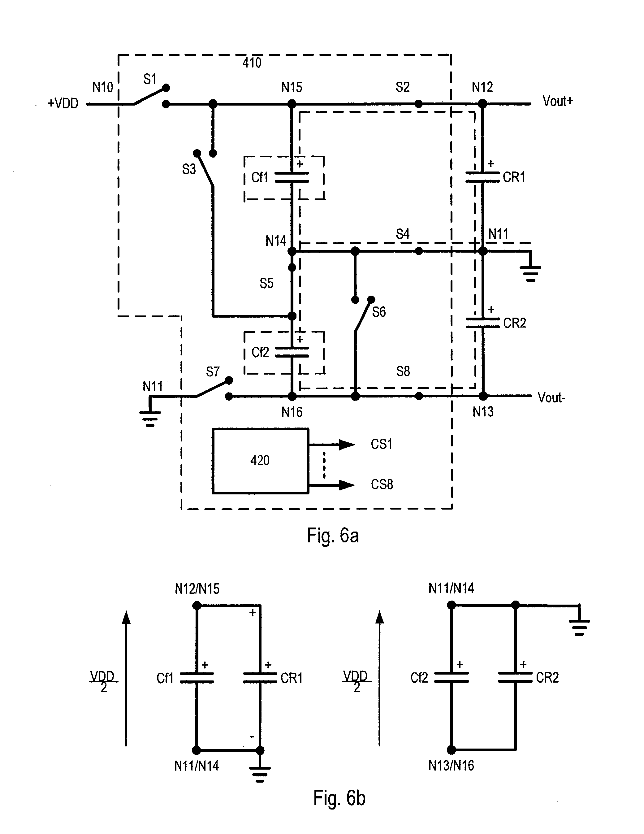 Patent Us20110234305 Charge Pump Circuit And Methods Of Operation Rc Reset Diagram Powersupplycircuit Drawing