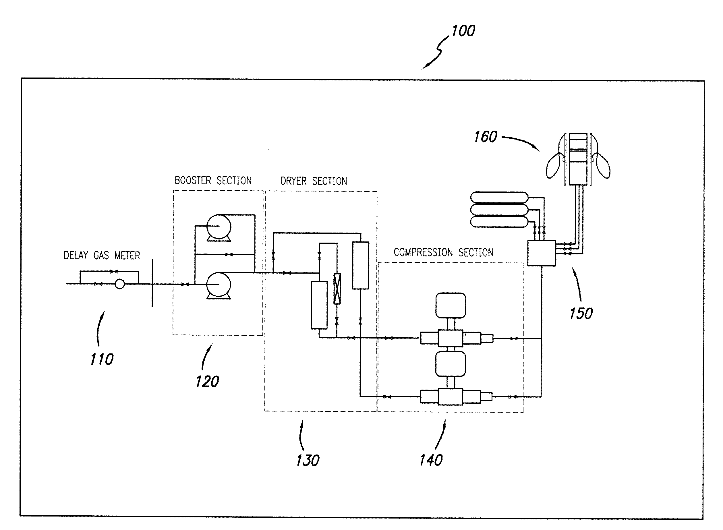 patent us20110240139 reciprocating compressor with inlet. Black Bedroom Furniture Sets. Home Design Ideas