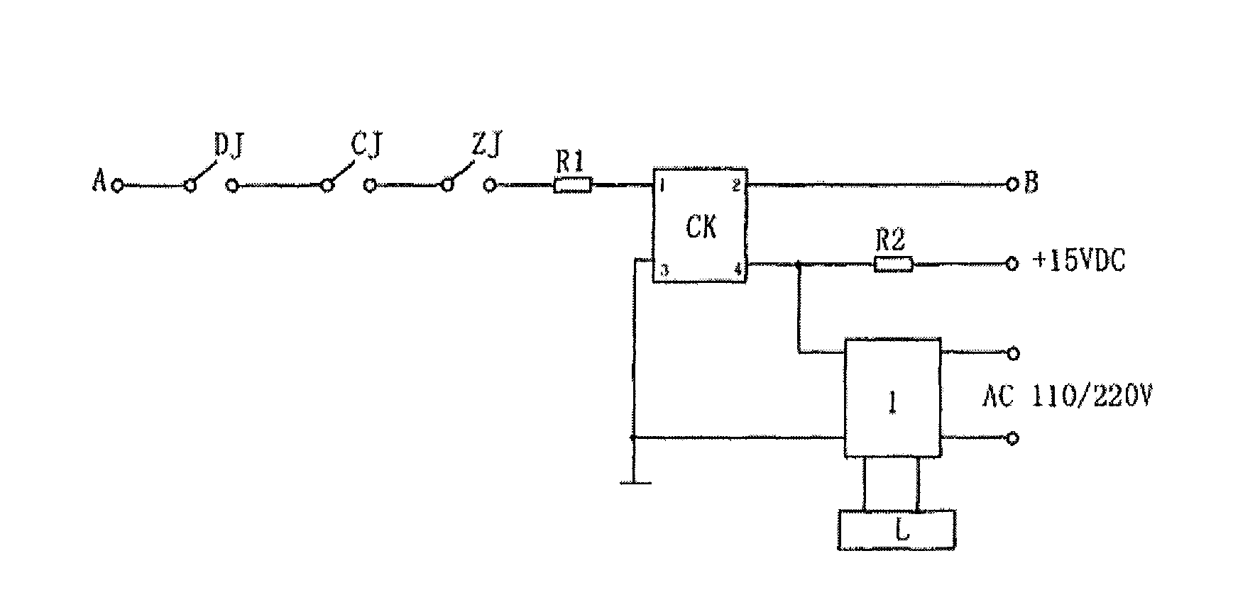 Patent Us20110240411 Control Circuit And Method Of Elevator Relay Diagram Drawing