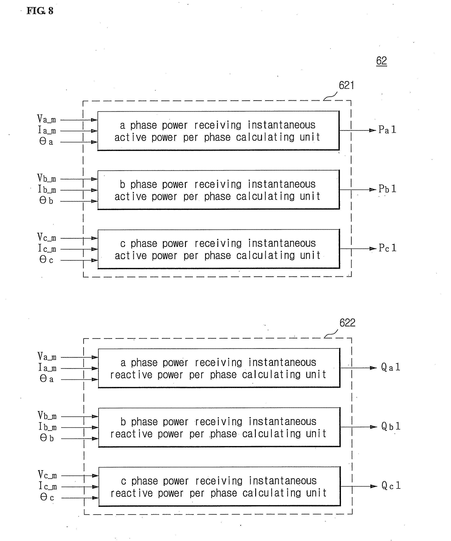 Patent US20110241655 - Bidirectional 3 phase power meter