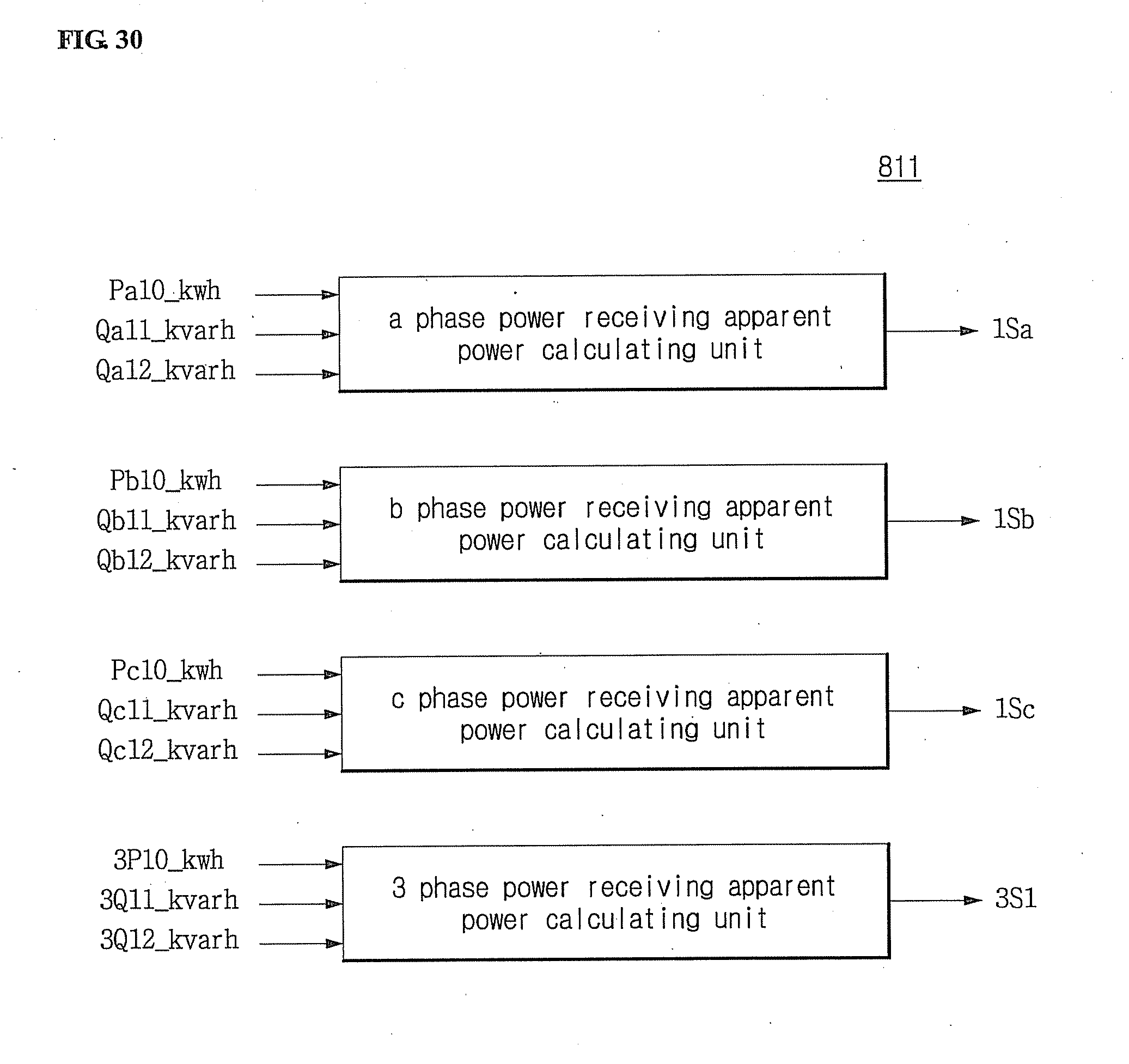 Patent US20110241655 - Bidirectional 3 phase power meter for