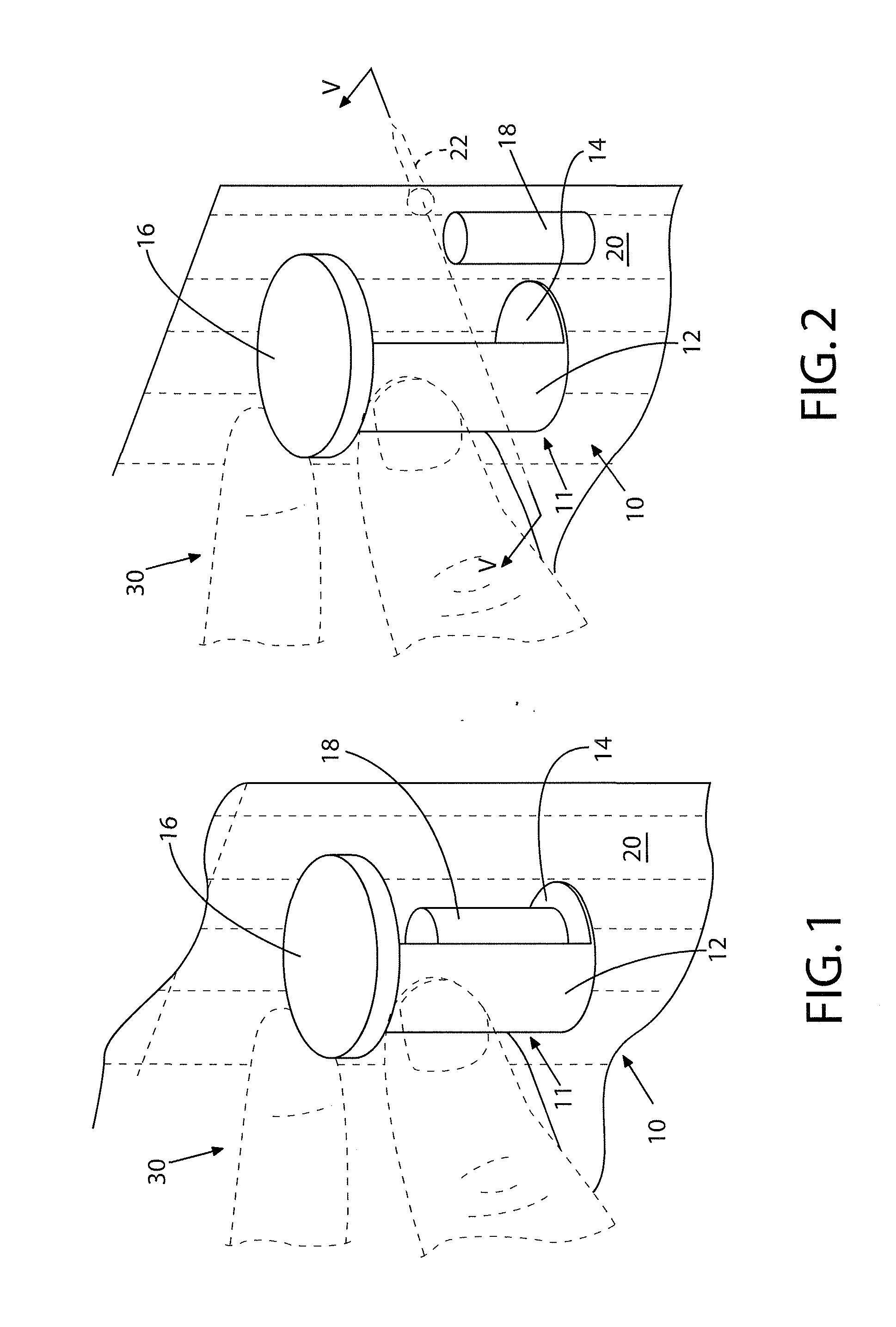 patent us20110267050 magnetic stud finder patents Ferrite Cylinder Magnet patent drawing