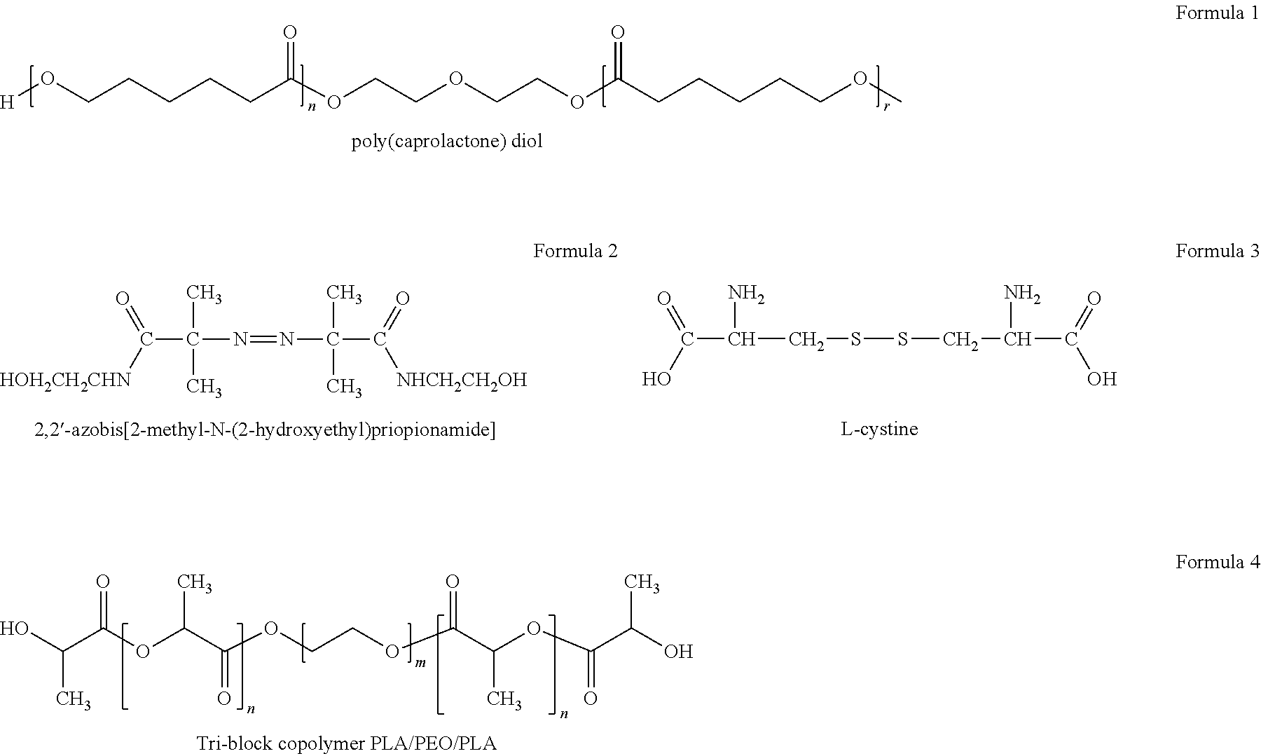 polymer degradation As you know, pyrrolidone is a lactam (ie a cyclic amide) the hcl, which forms upon thermal degradation of vinyl chloride repeating units, will react with the lactam causing acidic hydrolysis .