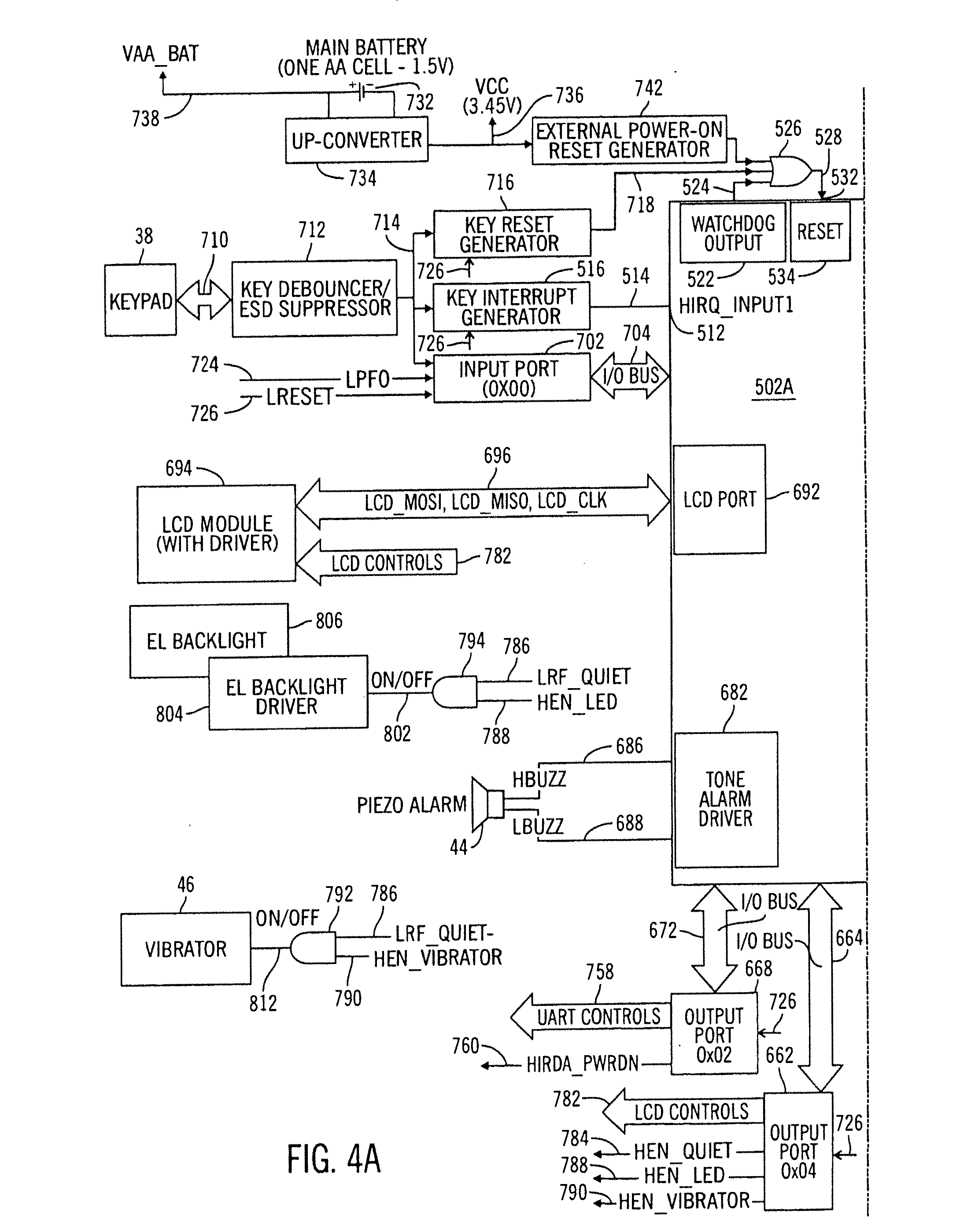 patent us20110275904 ambulatory medical apparatus with hand held Auto Service Advisor Resume Sample patent drawing