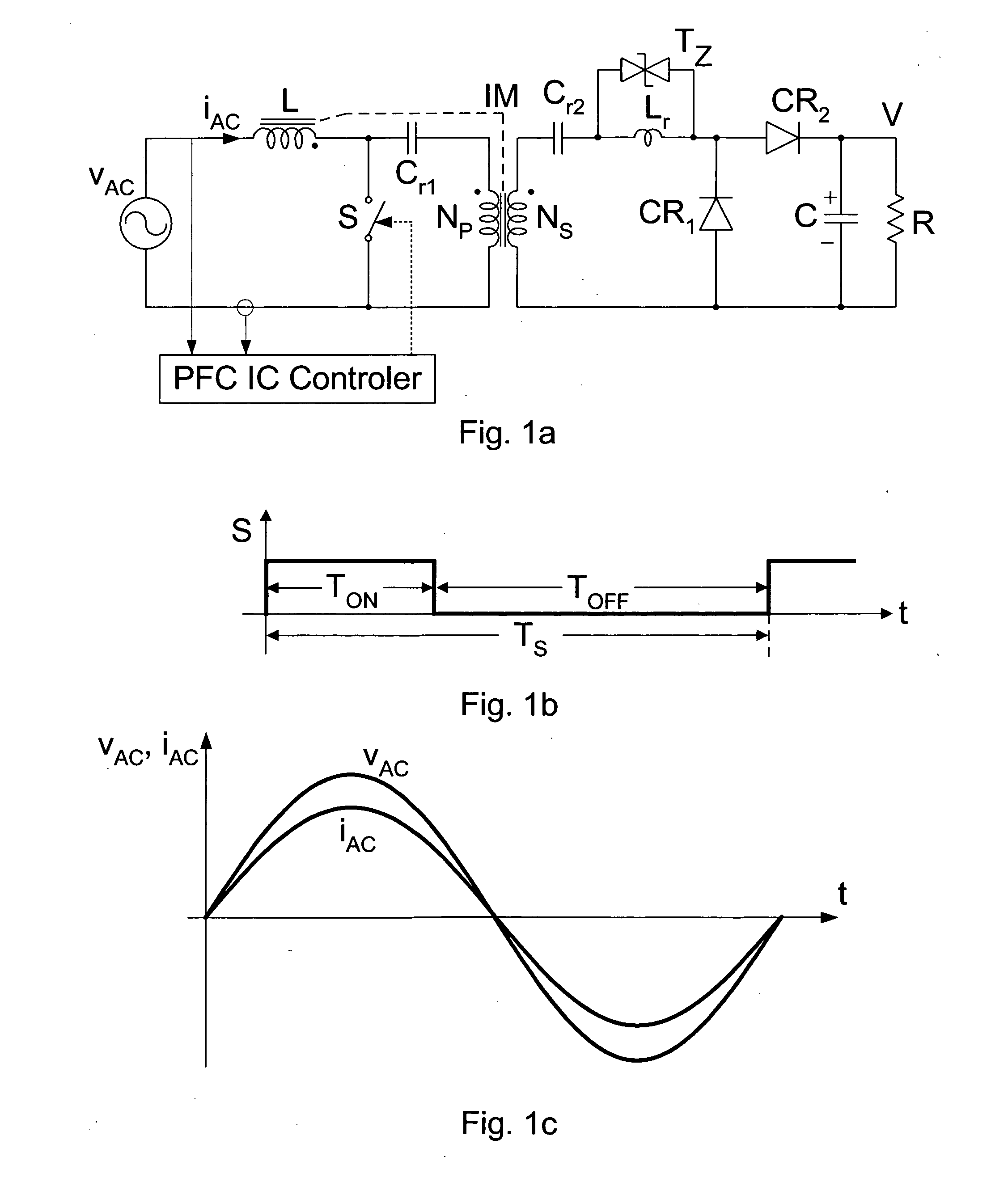 Patent Us20110292703 Single Stage Ac To Dc Converter With Circuit Drawing
