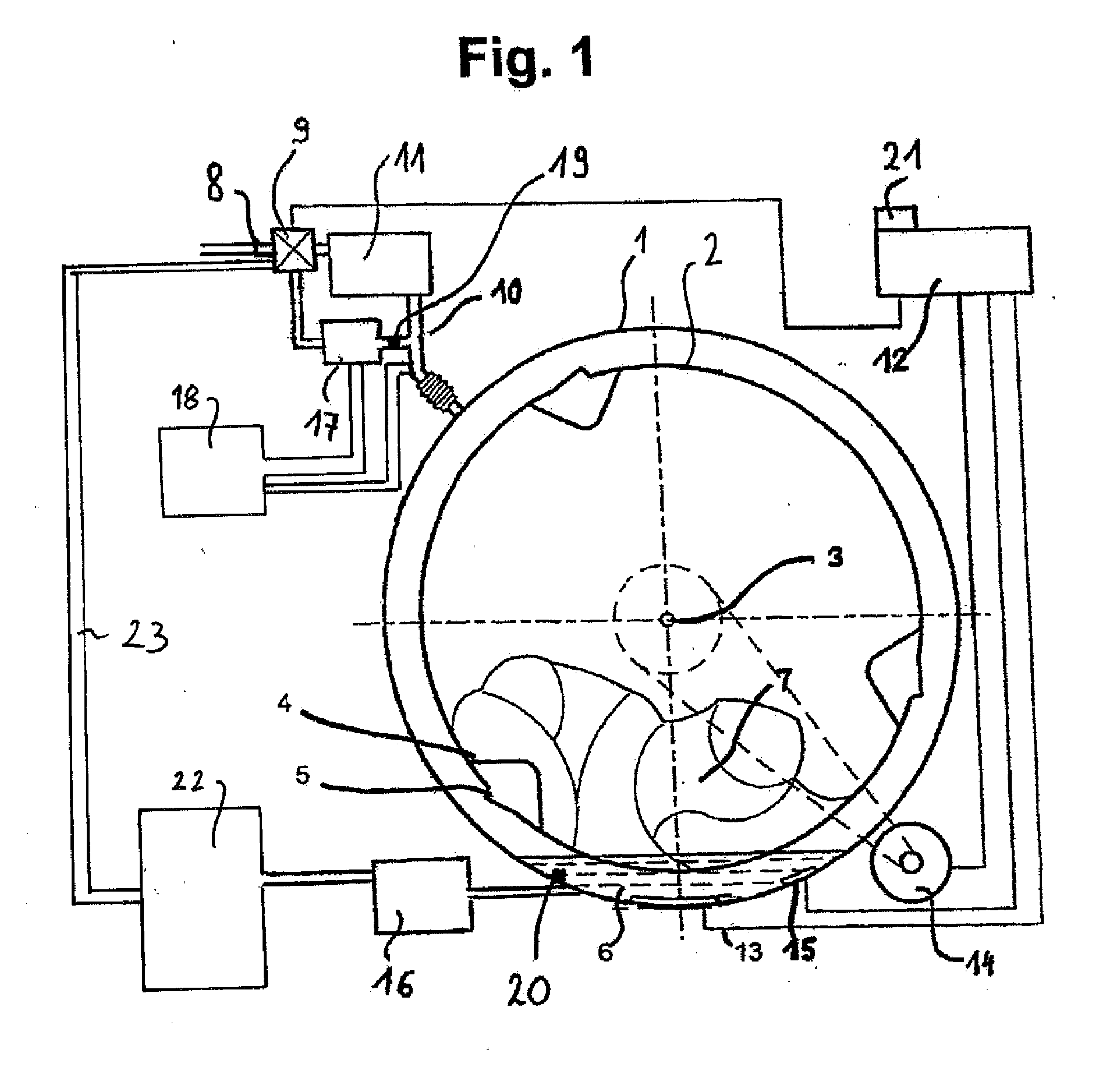 Patent US Water conducting household device having