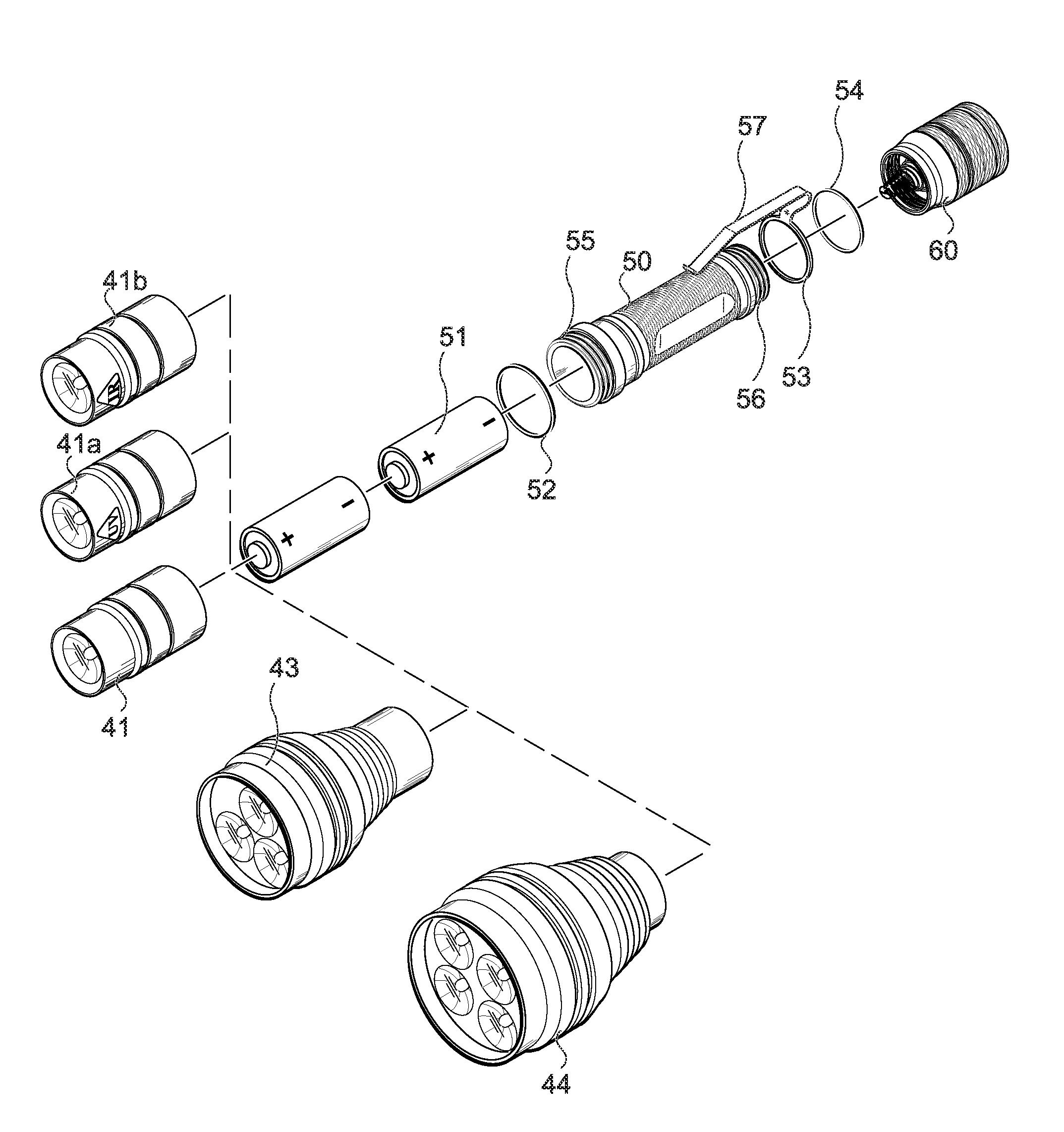 xenon flashlight diagram wiring diagram database Flashlight Schematic us20120020063 smart tactical flashlight and system panasonic flashlight diagram patent drawing