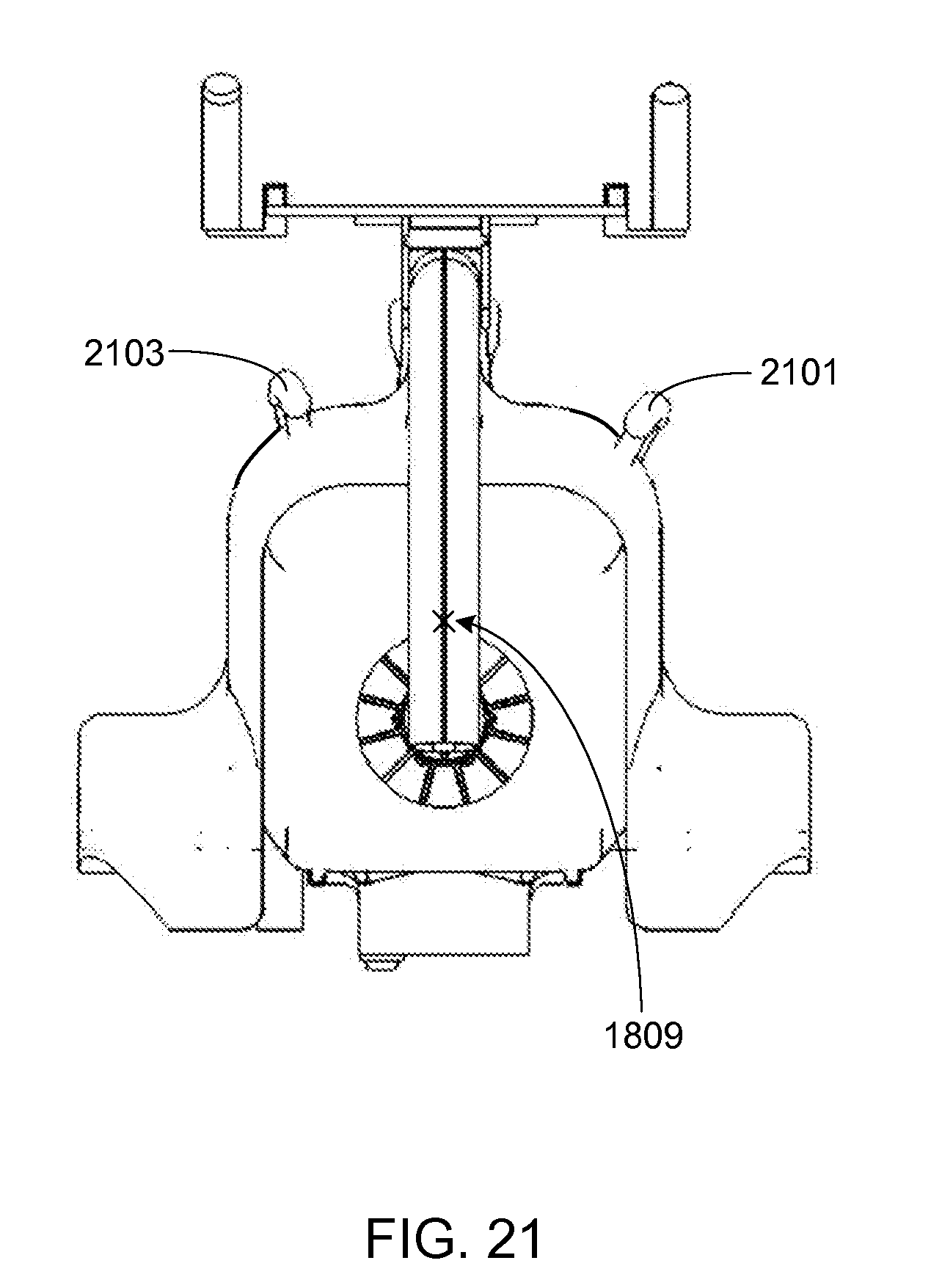 patent us20120032032 air vehicle integrated kinesthetic control patent drawing