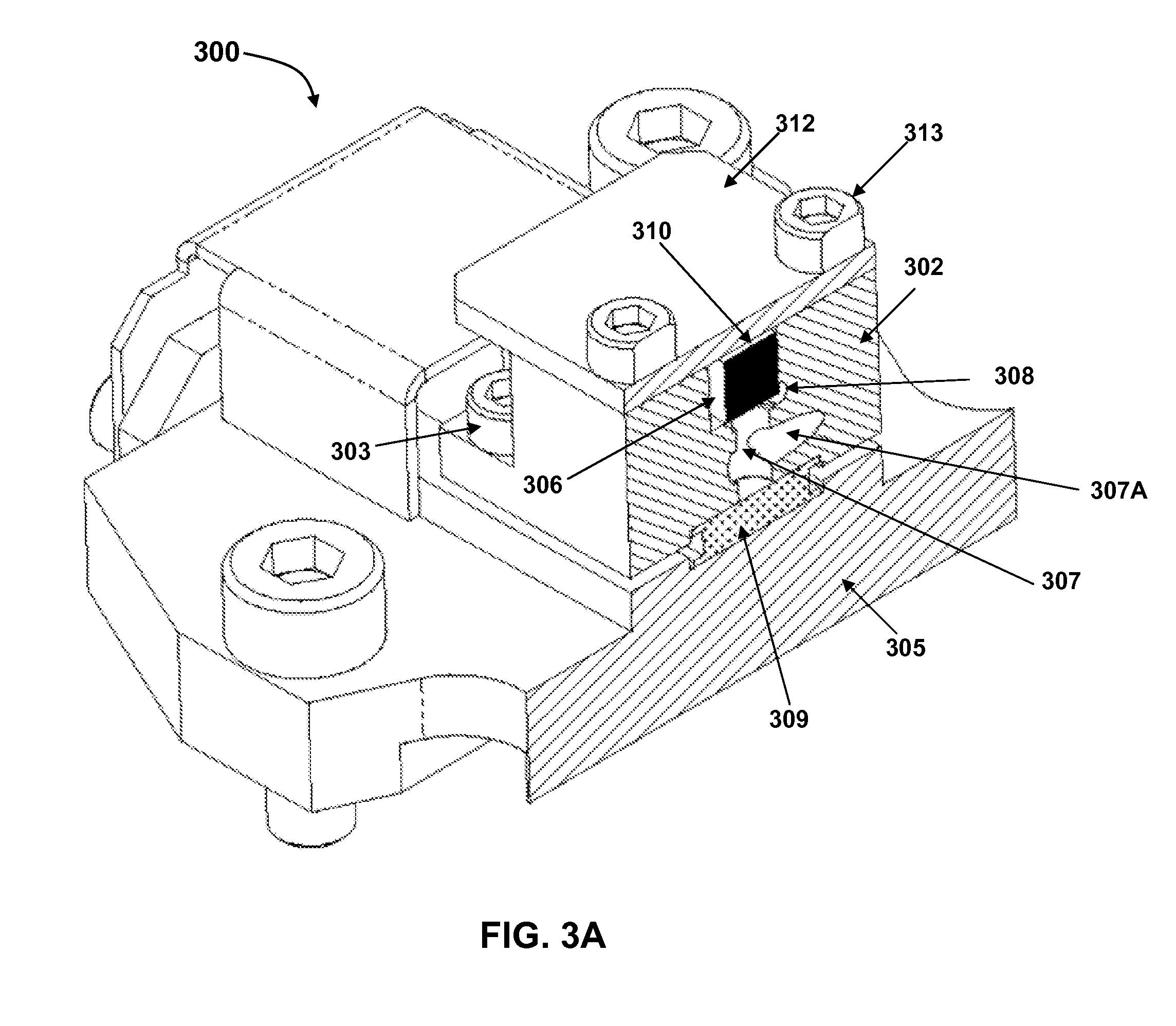 Patent US20120038973 - Stable mounting of non-linear optical
