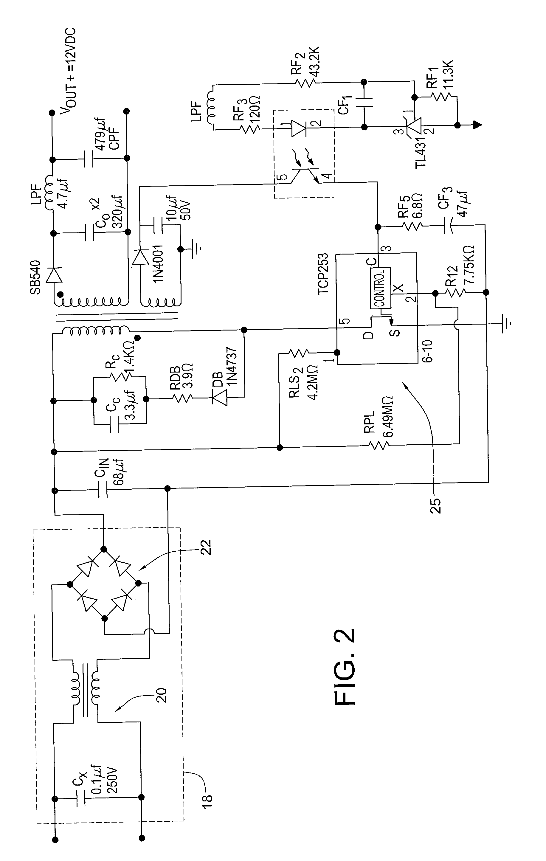Patent Us20120062133 Low Voltage Led Dimmer With Integrated 0 10v Potentiometer As Variable Resistor 555 Timer Drawing