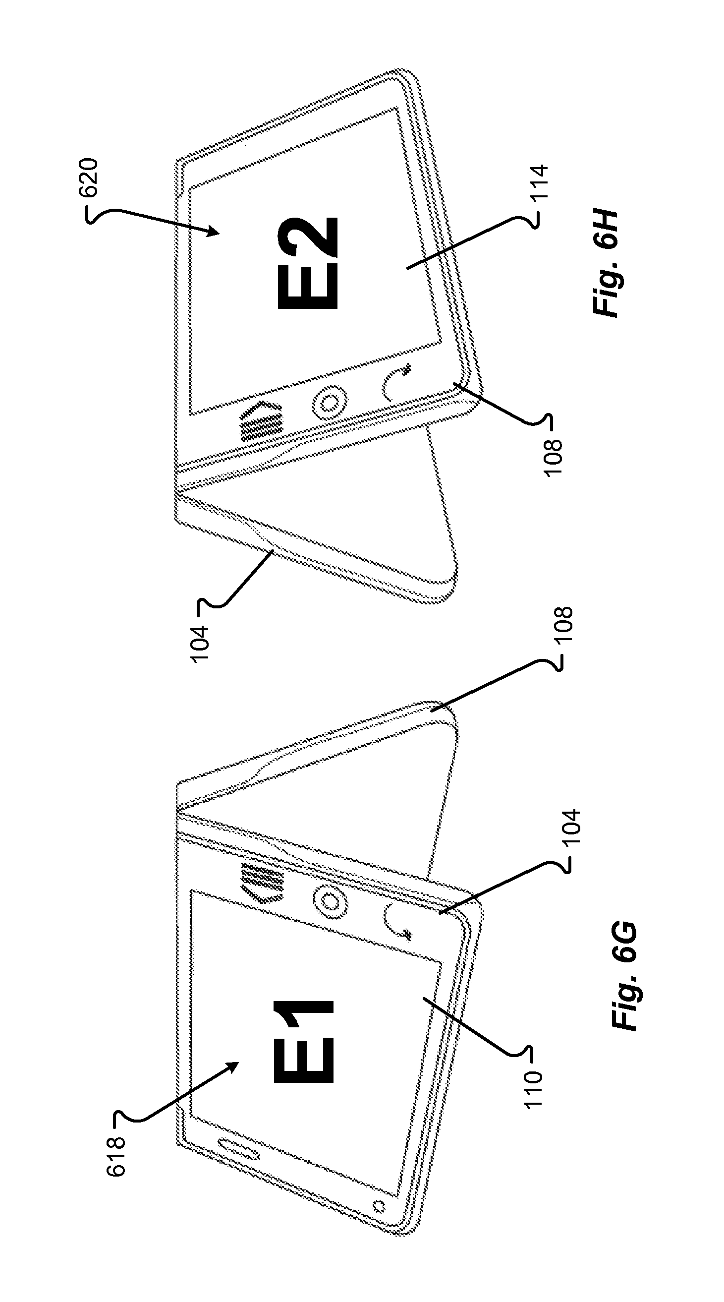 Patent Us20120081304 Hardware Buttons Activated Based On Focus Keysecure 3b Wiring Diagram Drawing